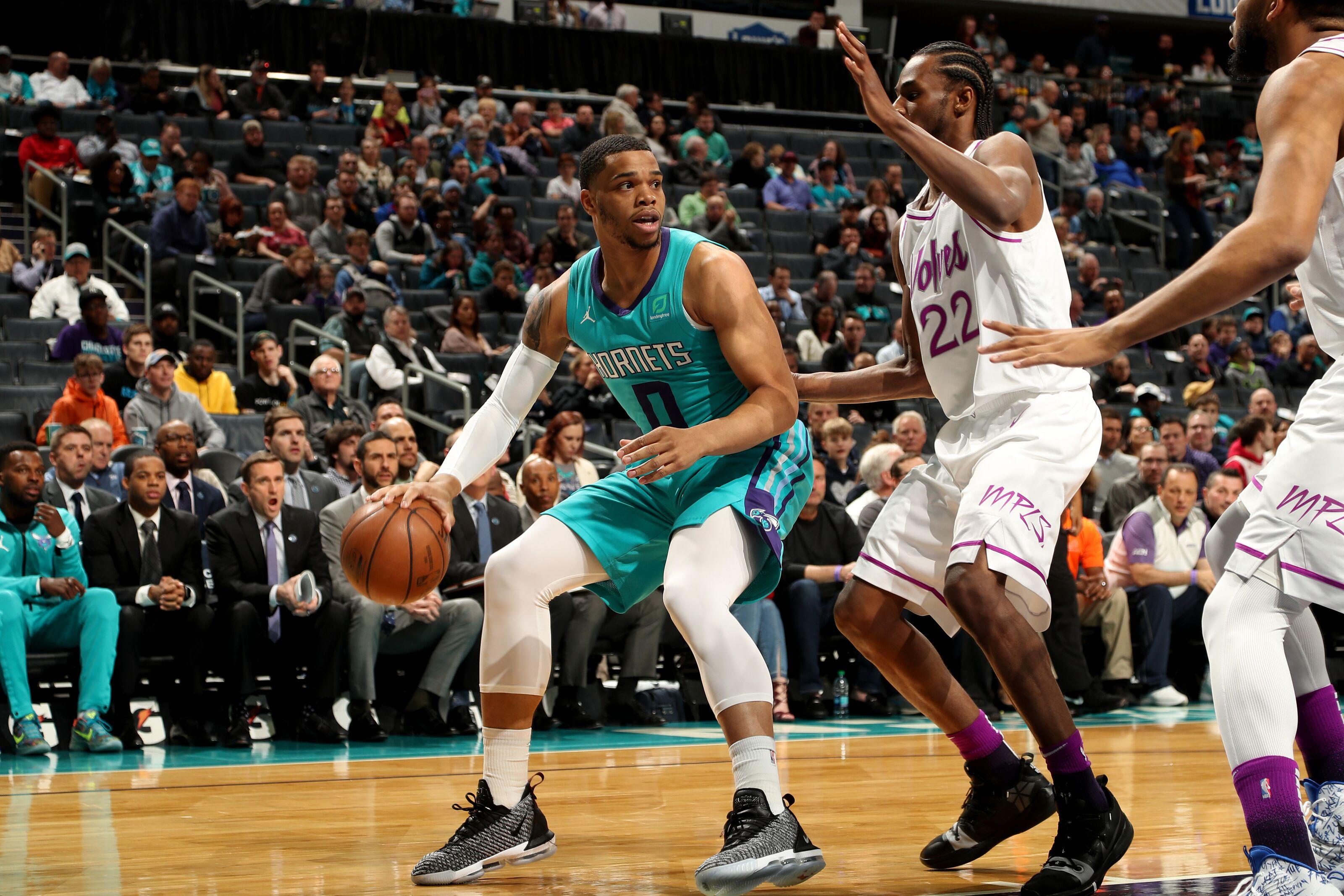 Miles Bridges' rookie development should excite Charlotte Hornets fans