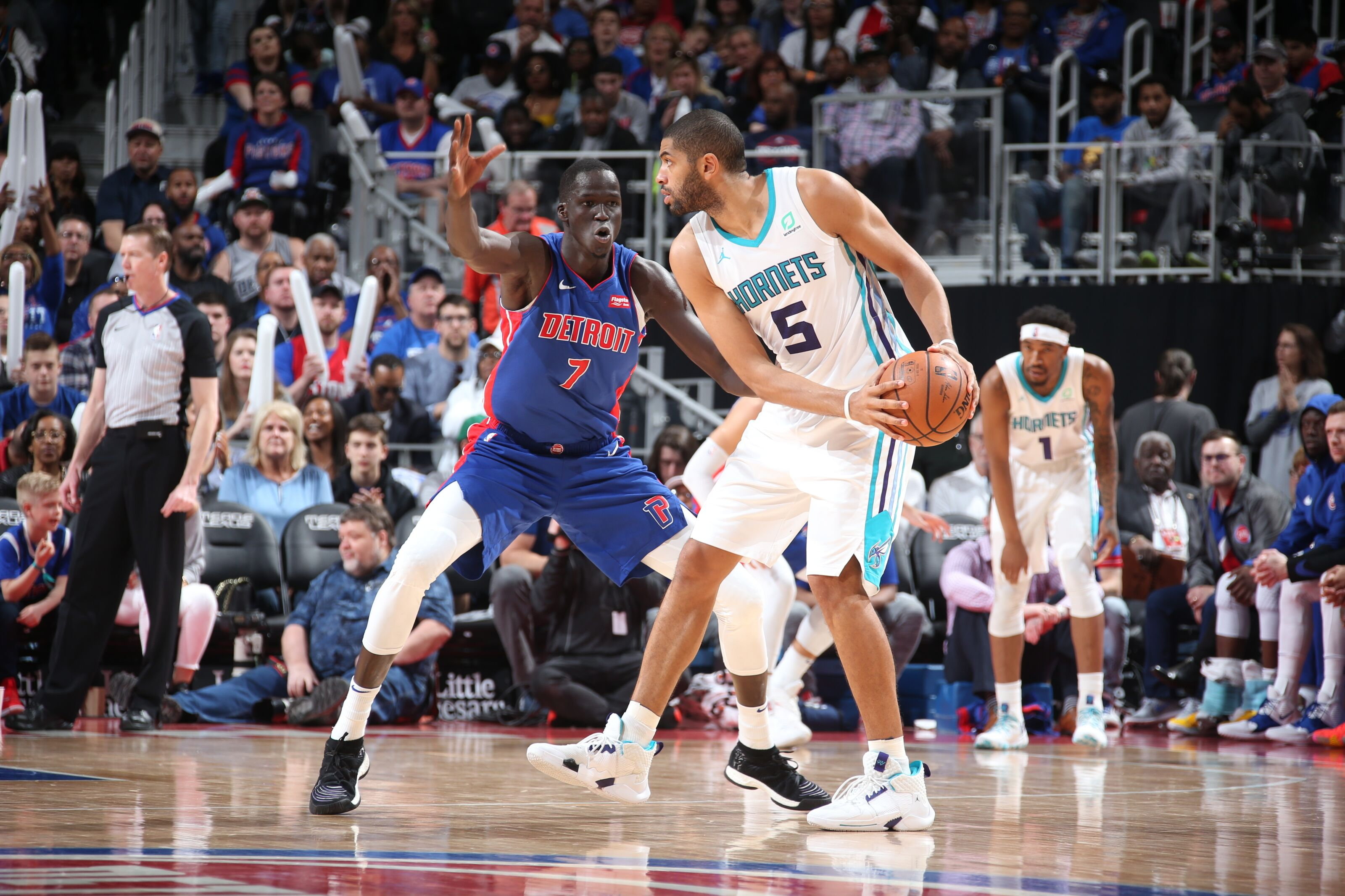 Charlotte Hornets take on the Detroit Pistons to close 2019-20 preseason