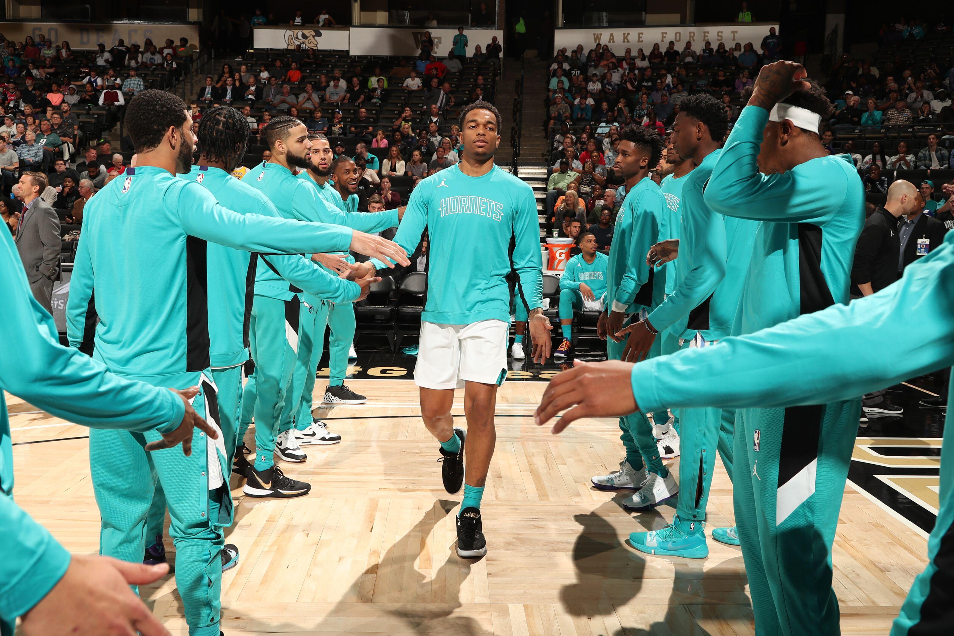 Charlotte Hornets: PJ Washington is earning a starting spot