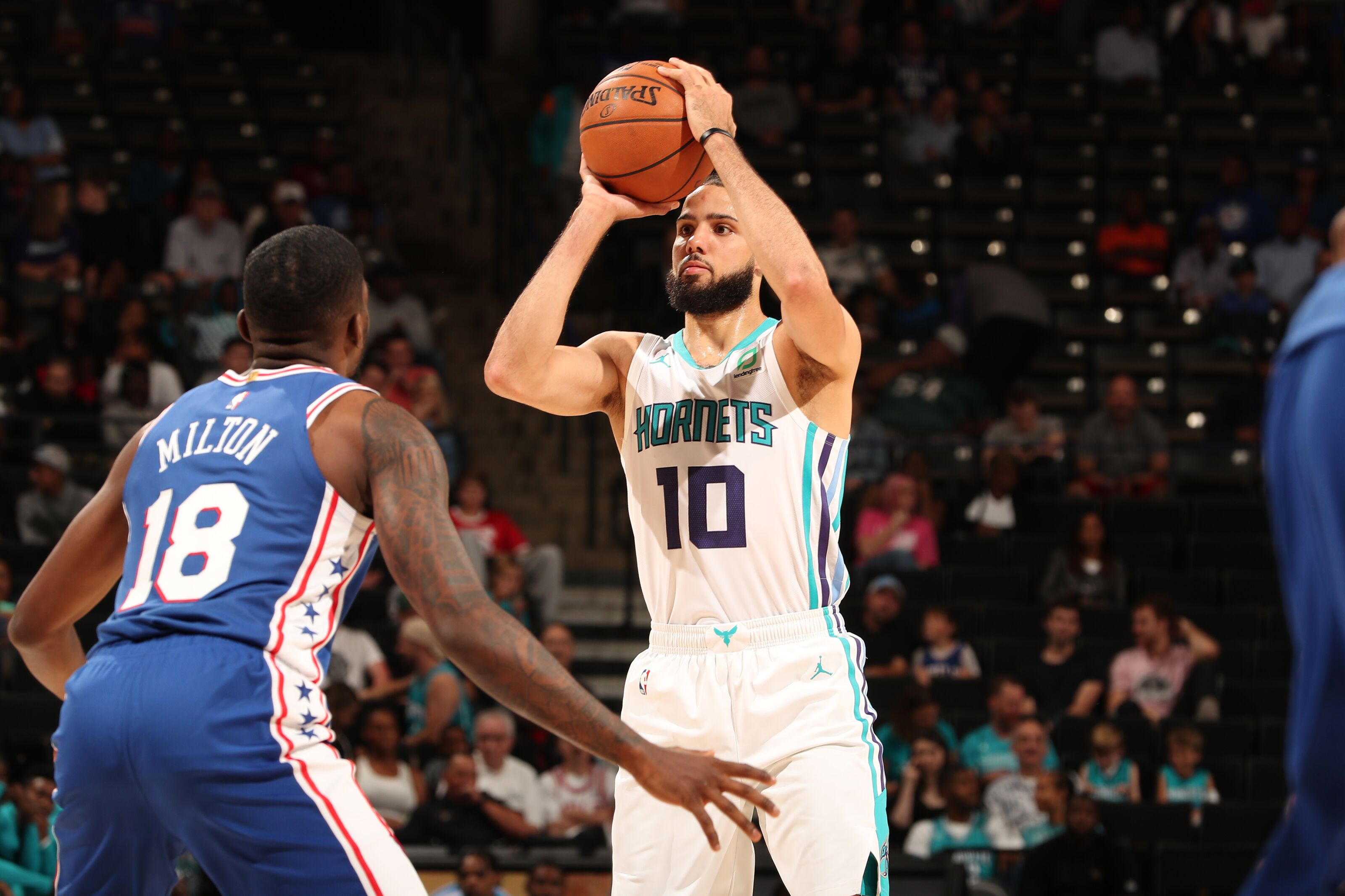 After strong preseason, Caleb Martin officially makes Charlotte Hornets roster