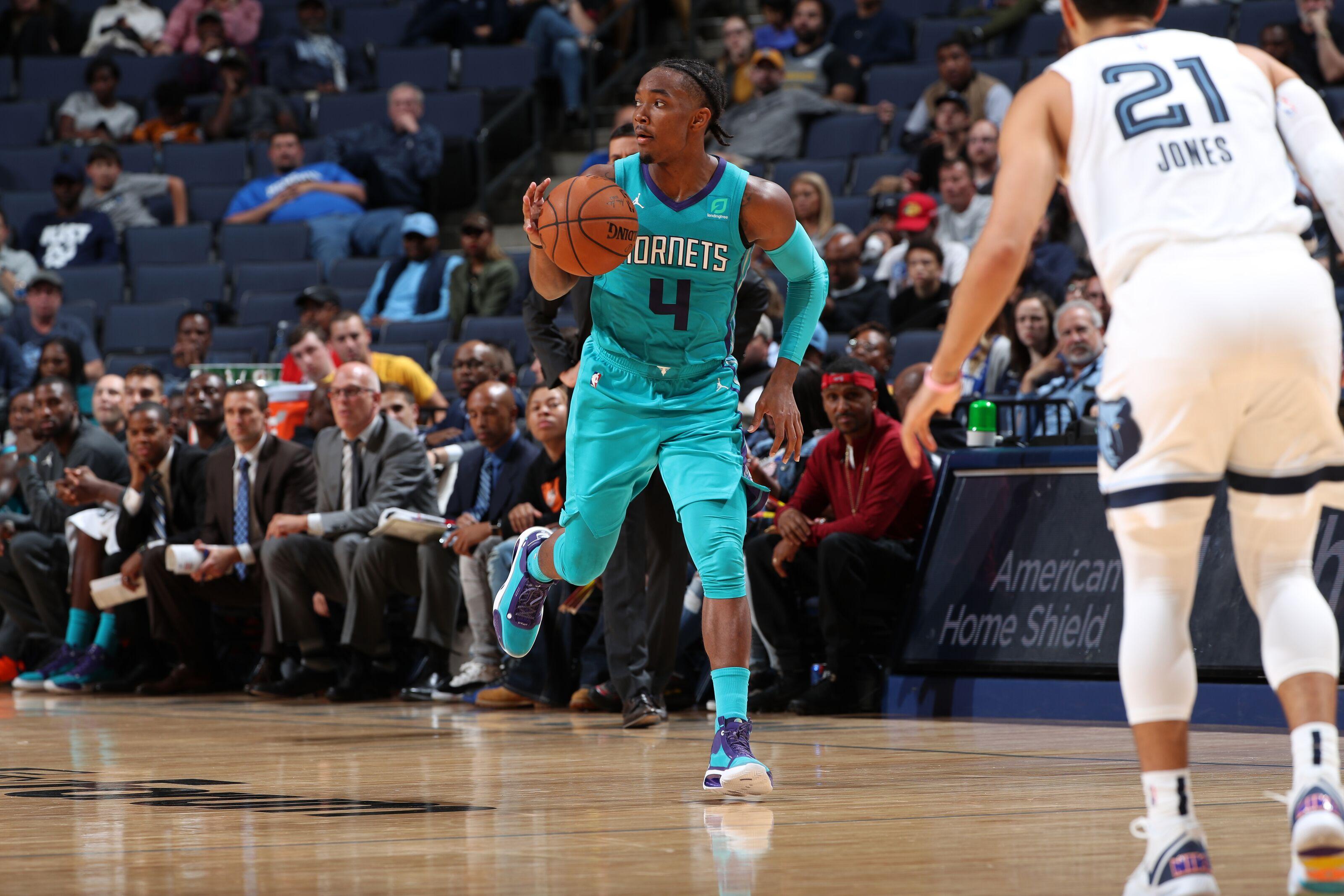 Charlotte Hornets: Devonte Graham is gearing up for a breakout season