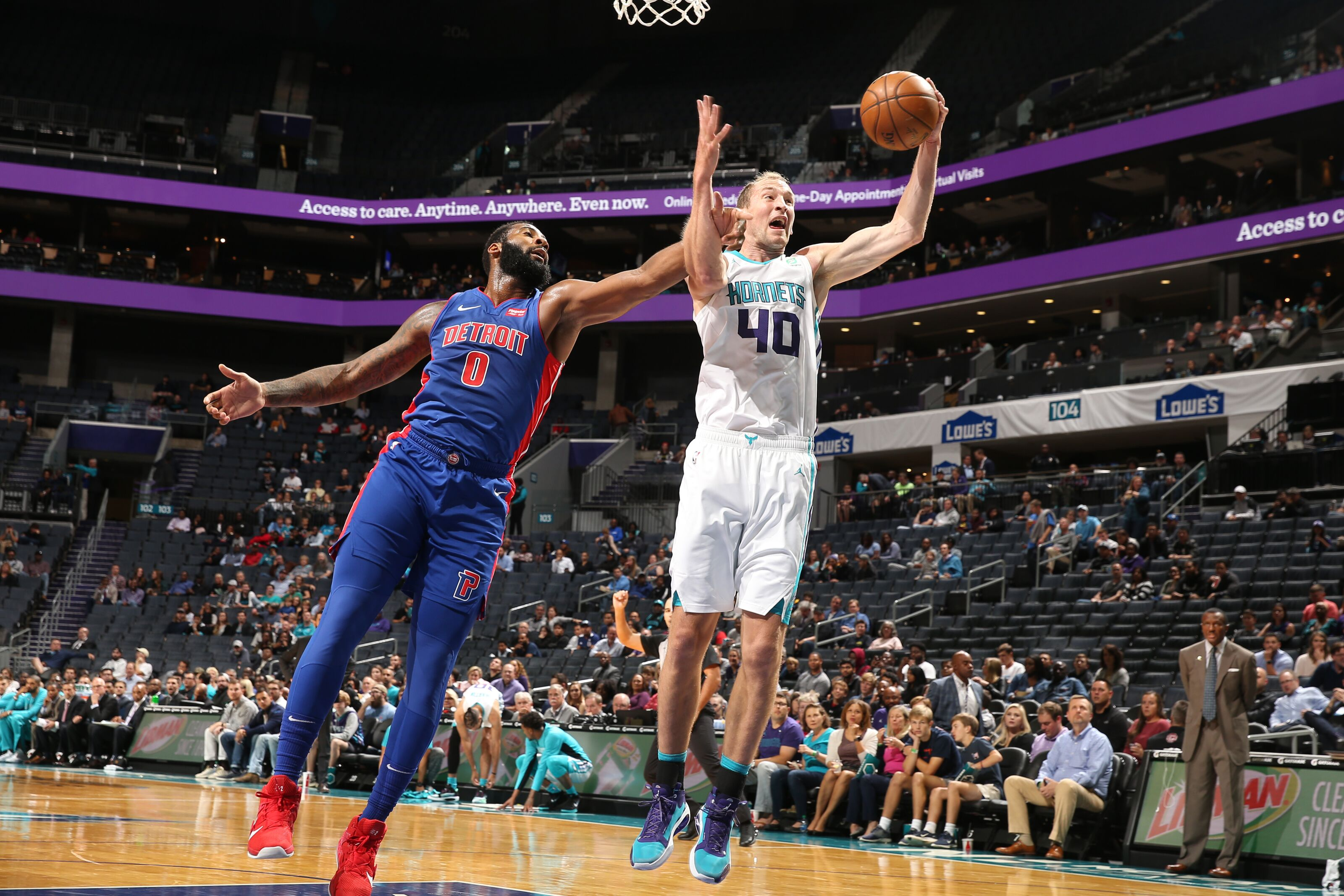 Charlotte Hornets: Cody Zeller is expanding his game