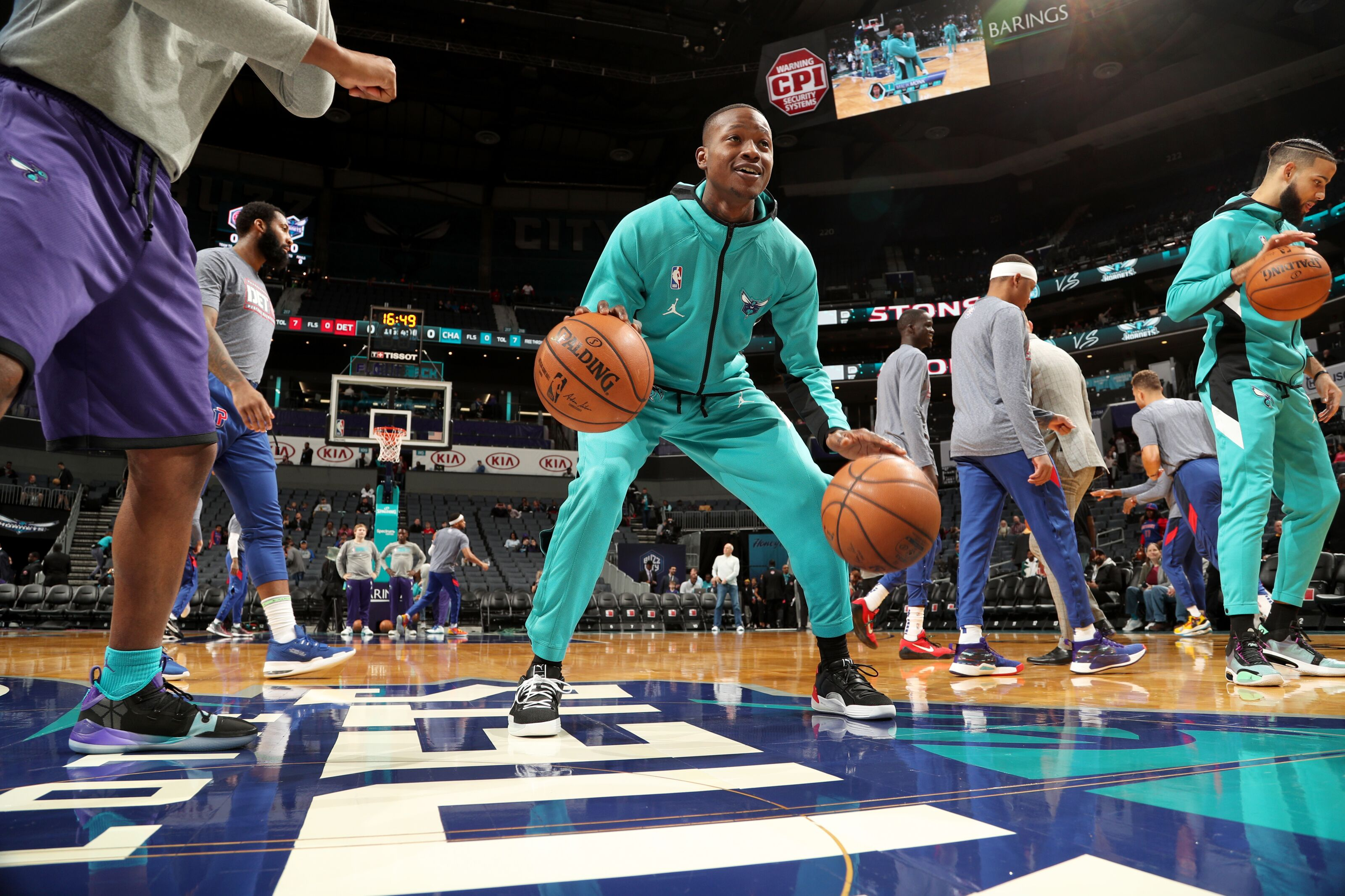 Charlotte Hornets: We're Slipping — But That's Fine