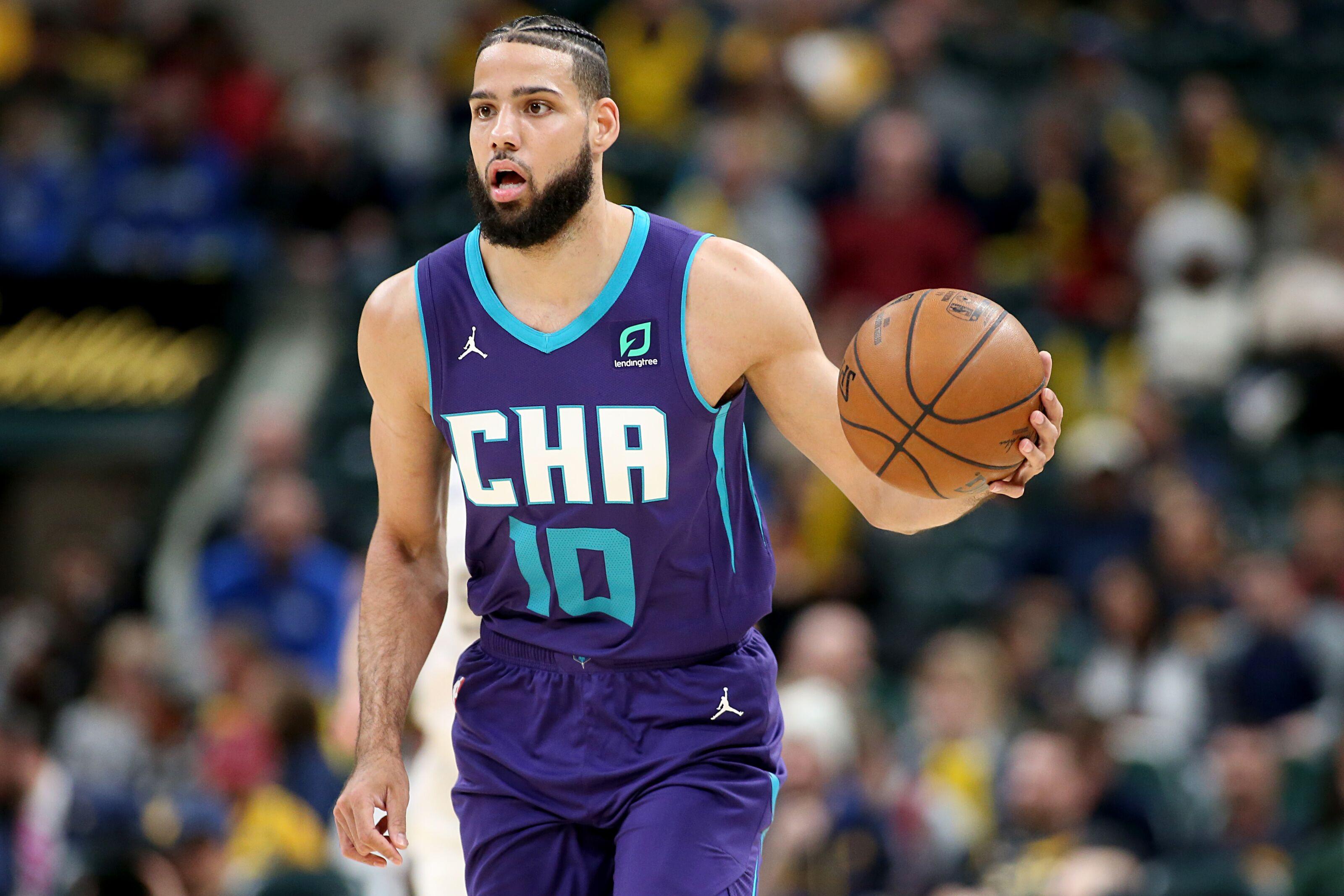 Charlotte Hornets: Caleb Martin looks too good for G-League