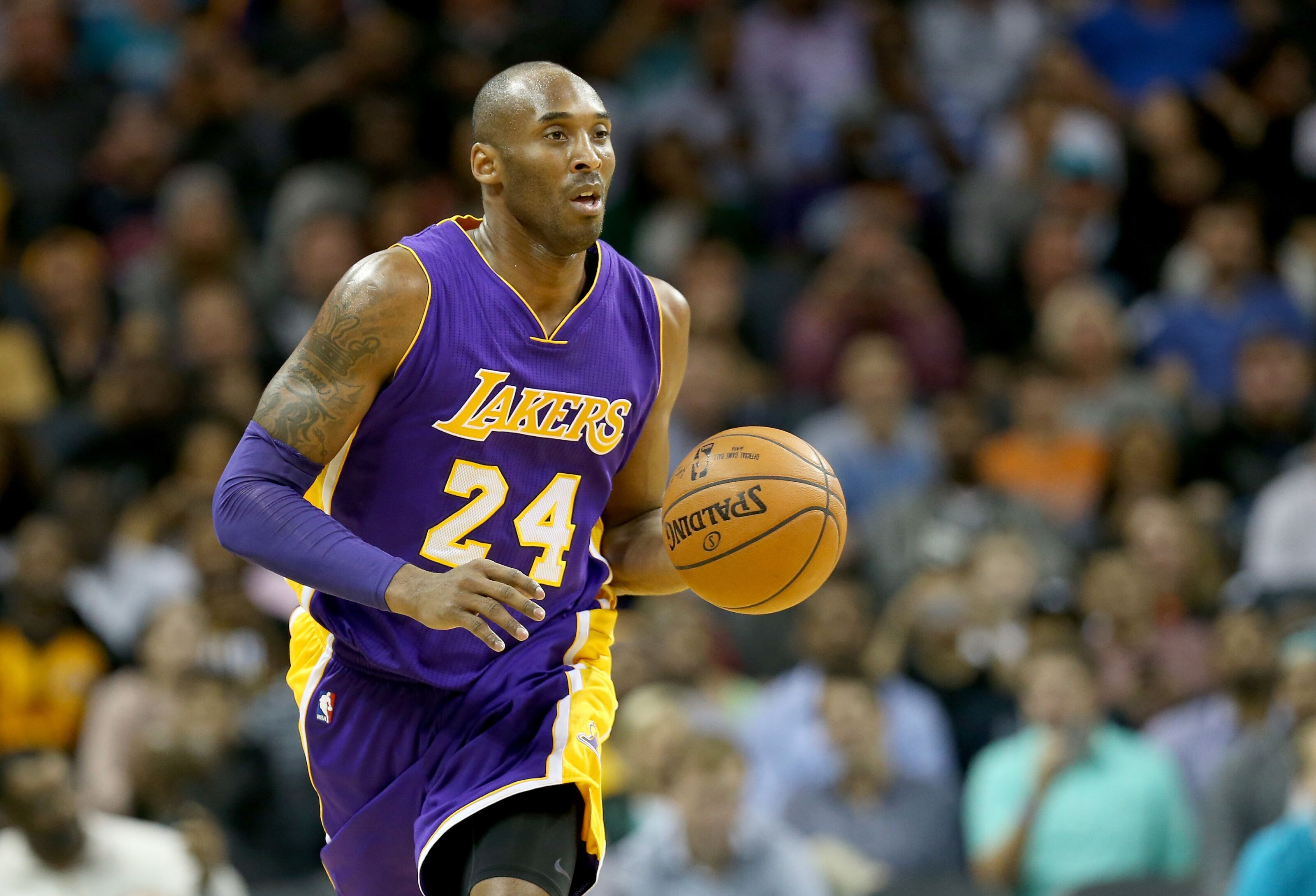 Charlotte Hornets: Fans want Kobe Bryant's jersey number retired