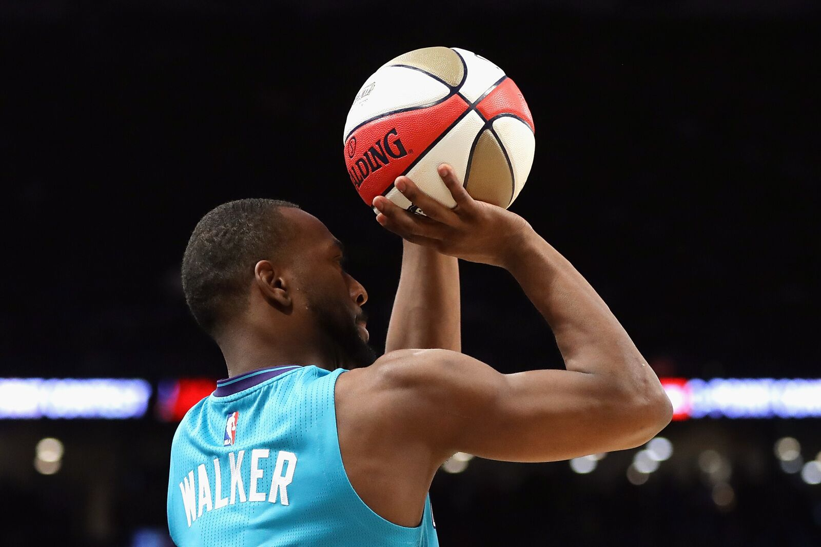 80d482e29219 Charlotte Hornets  Kemba Walker is selected to the Three-Point Contest