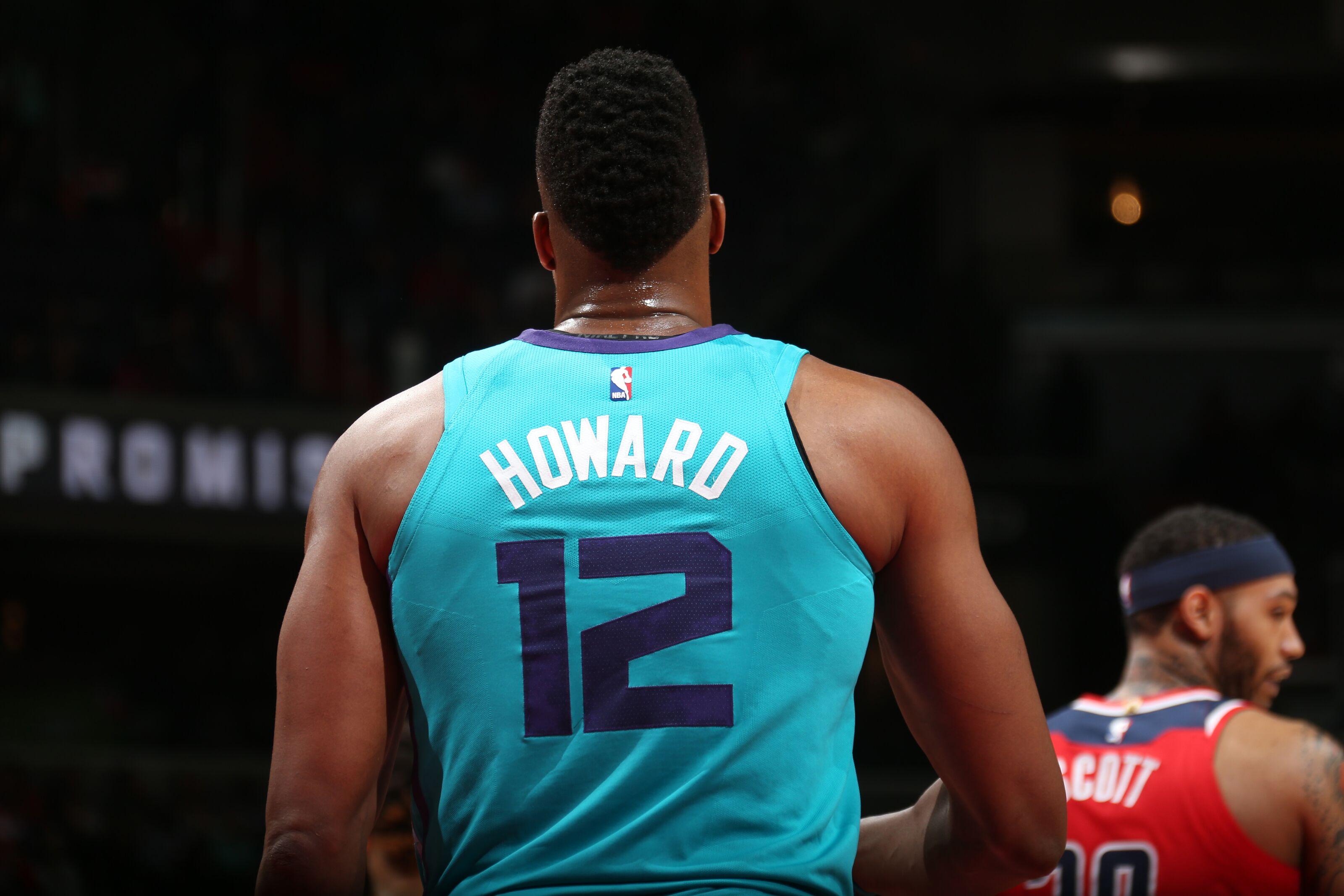 Charlotte Hornets trade Dwight Howard b8f9a892e