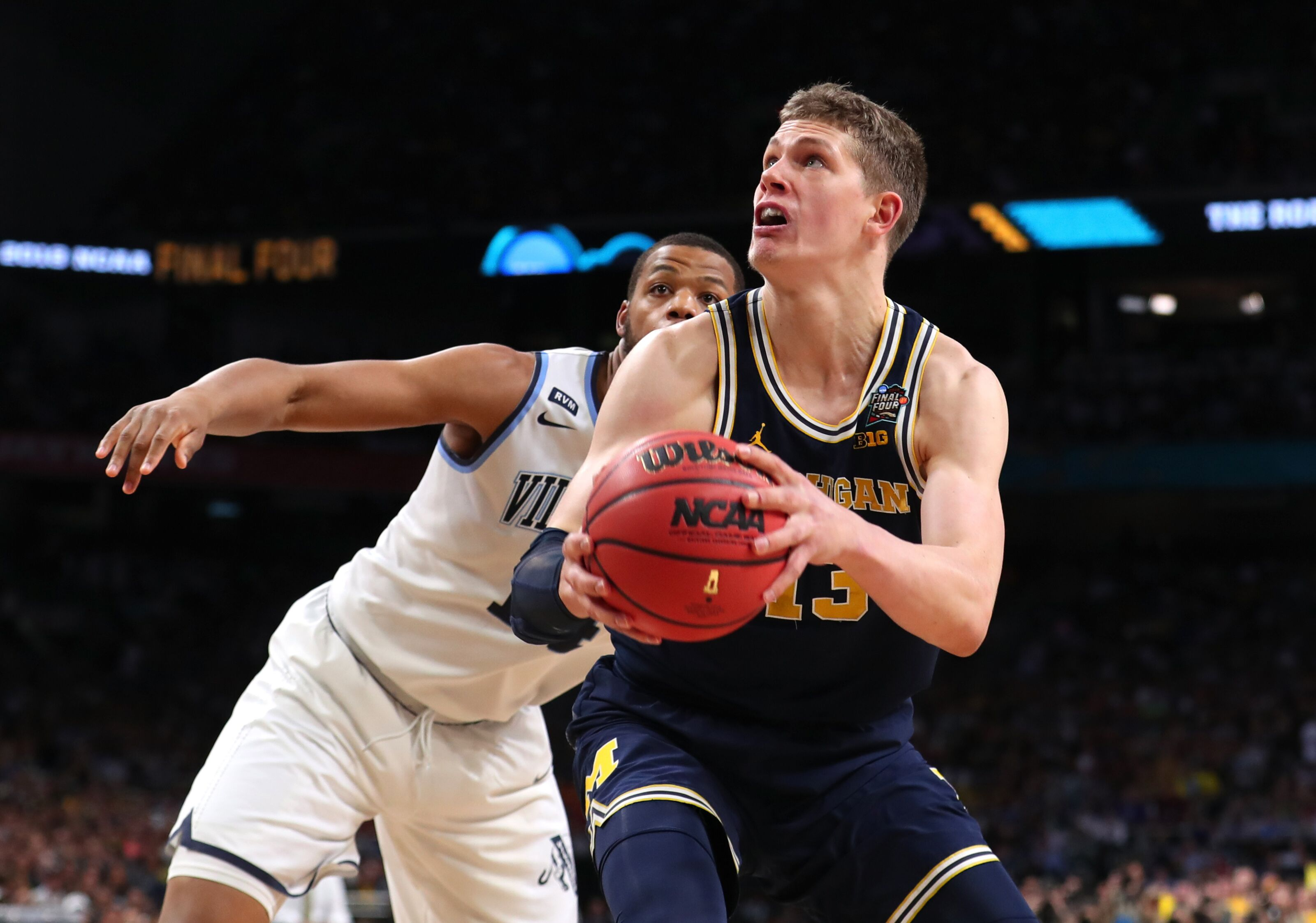 7bca2b47422 Charlotte Hornets worked out Michigan big man Moritz Wagner