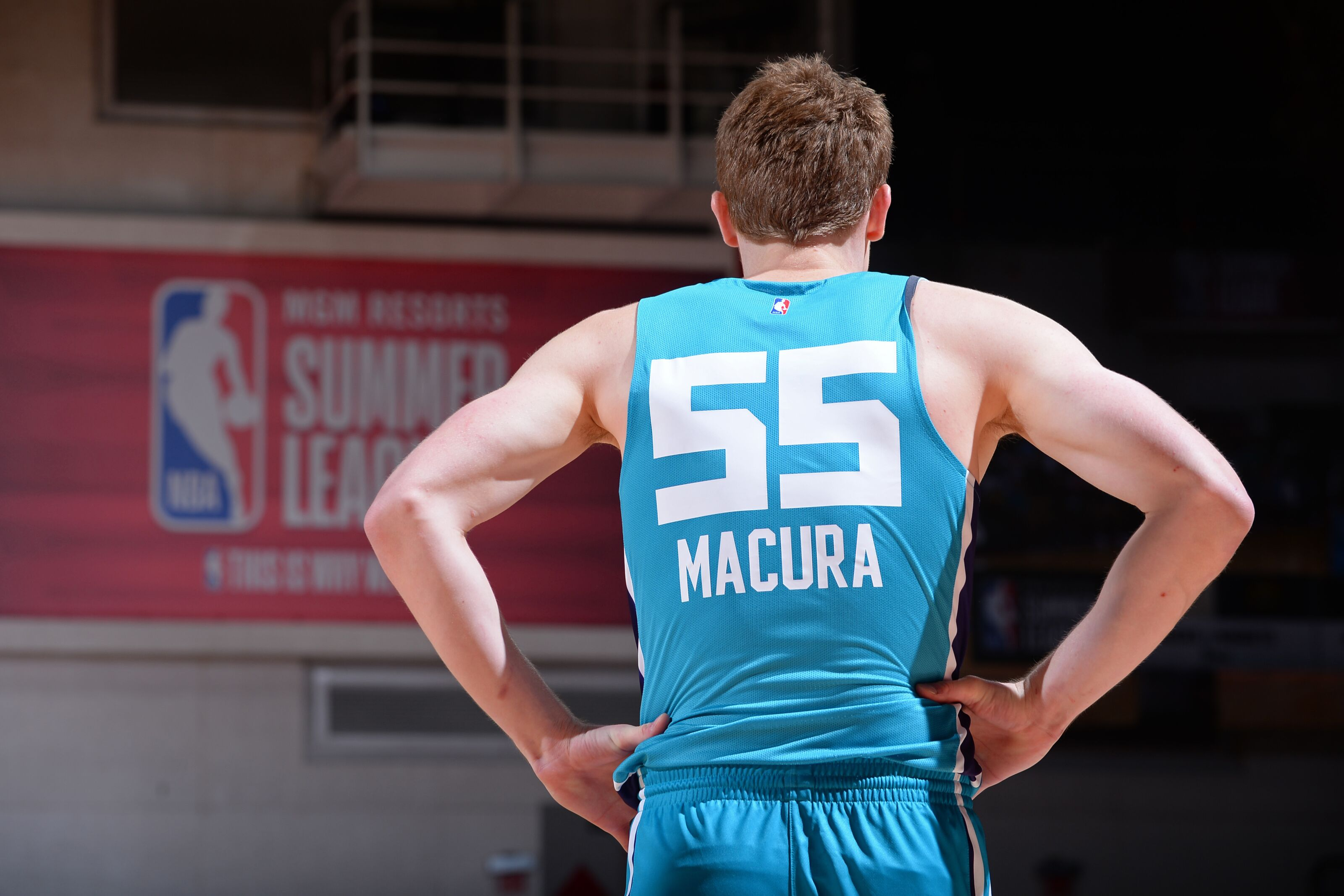 3e784dbb5d0a Charlotte Hornets  J.P. Marcura showed potential in summer league