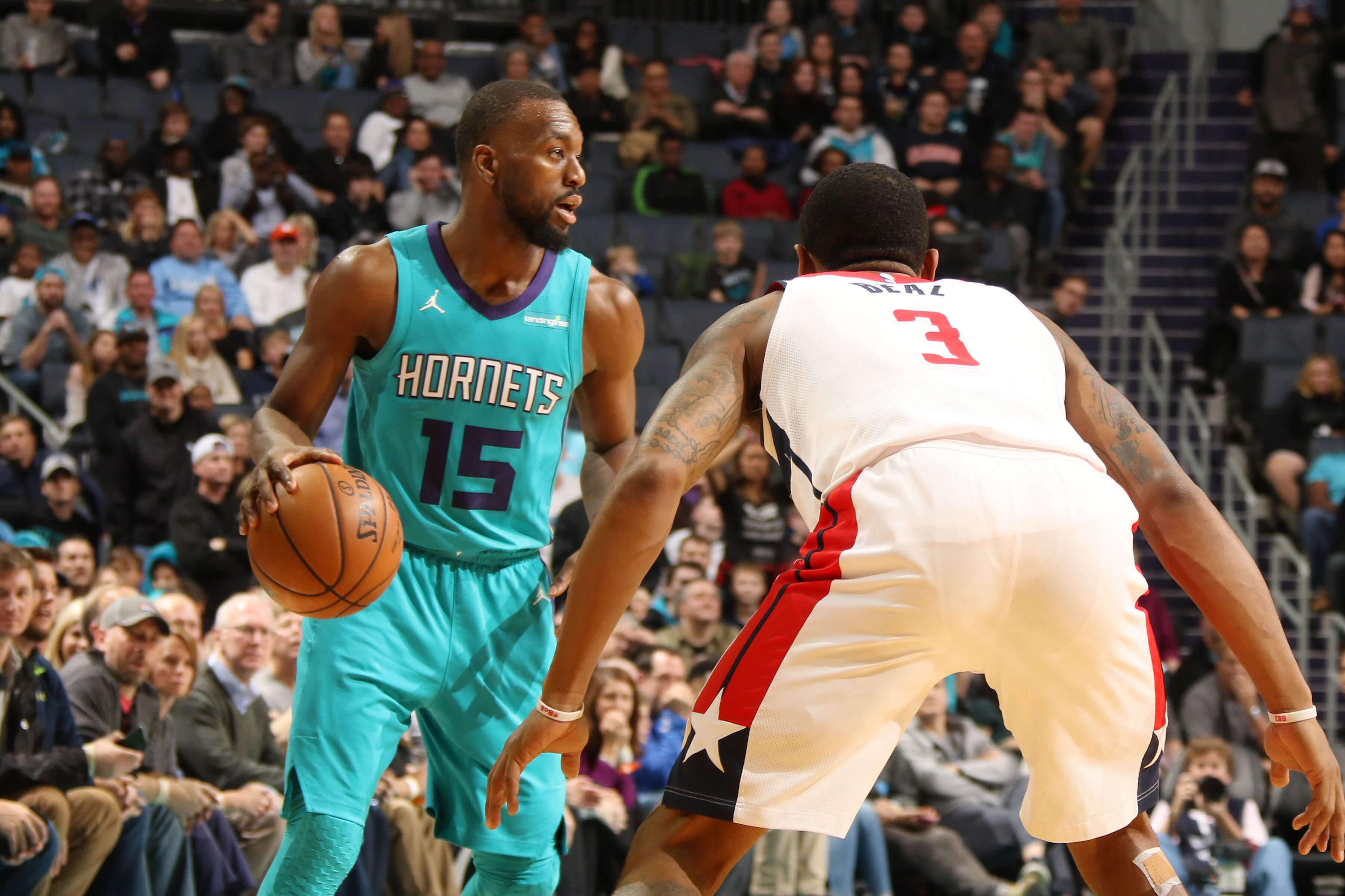 CHARLOTTE, NC - NOVEMBER 22: Kemba Walker