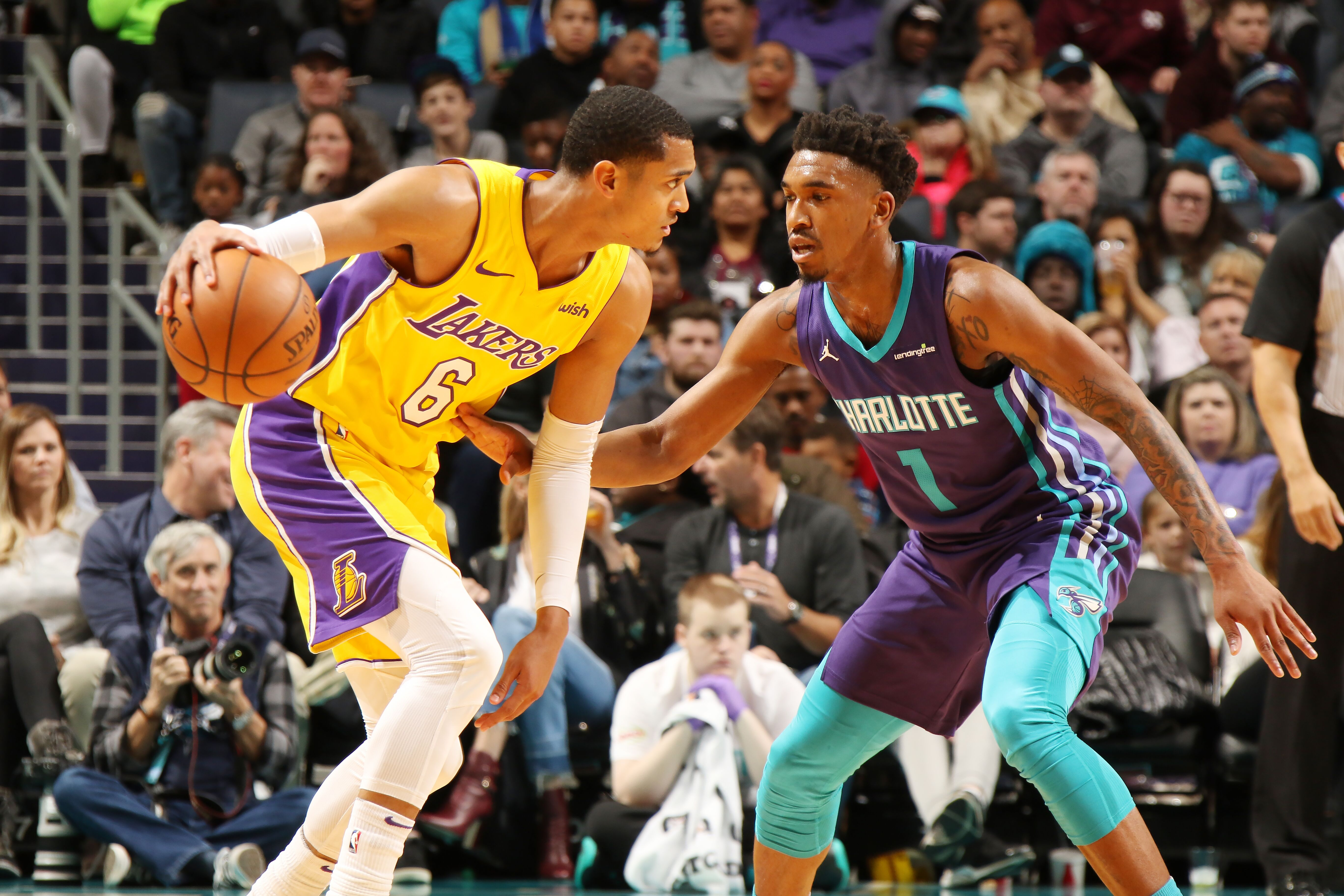 sports shoes ae4ed 22fef Dwight Howard calls out Charlotte Hornets teammates, Malik Monk benched for  poor defense