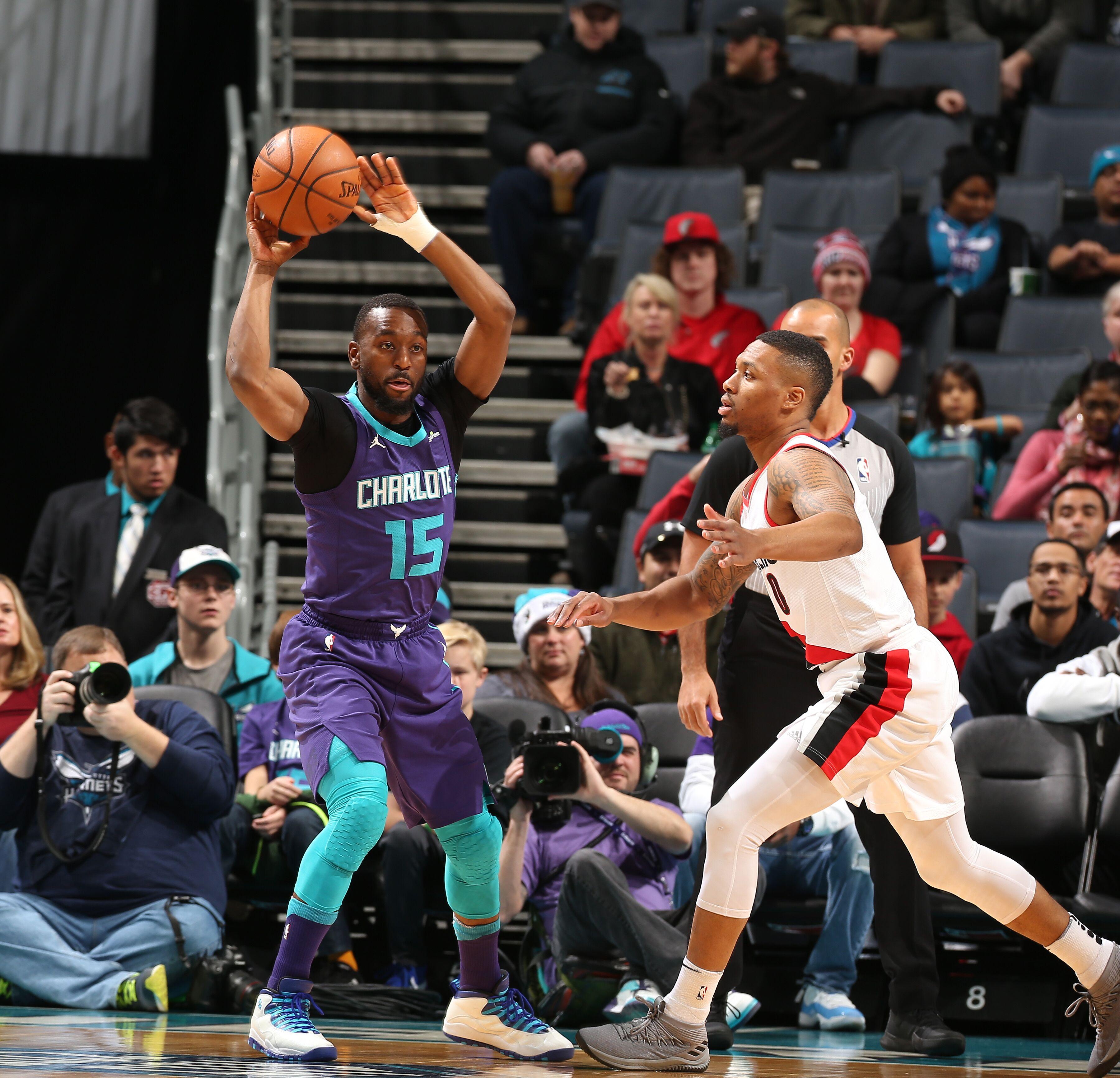Portland Blazers Ranking: Charlotte Hornets Shoot Season-low From The Field In Loss