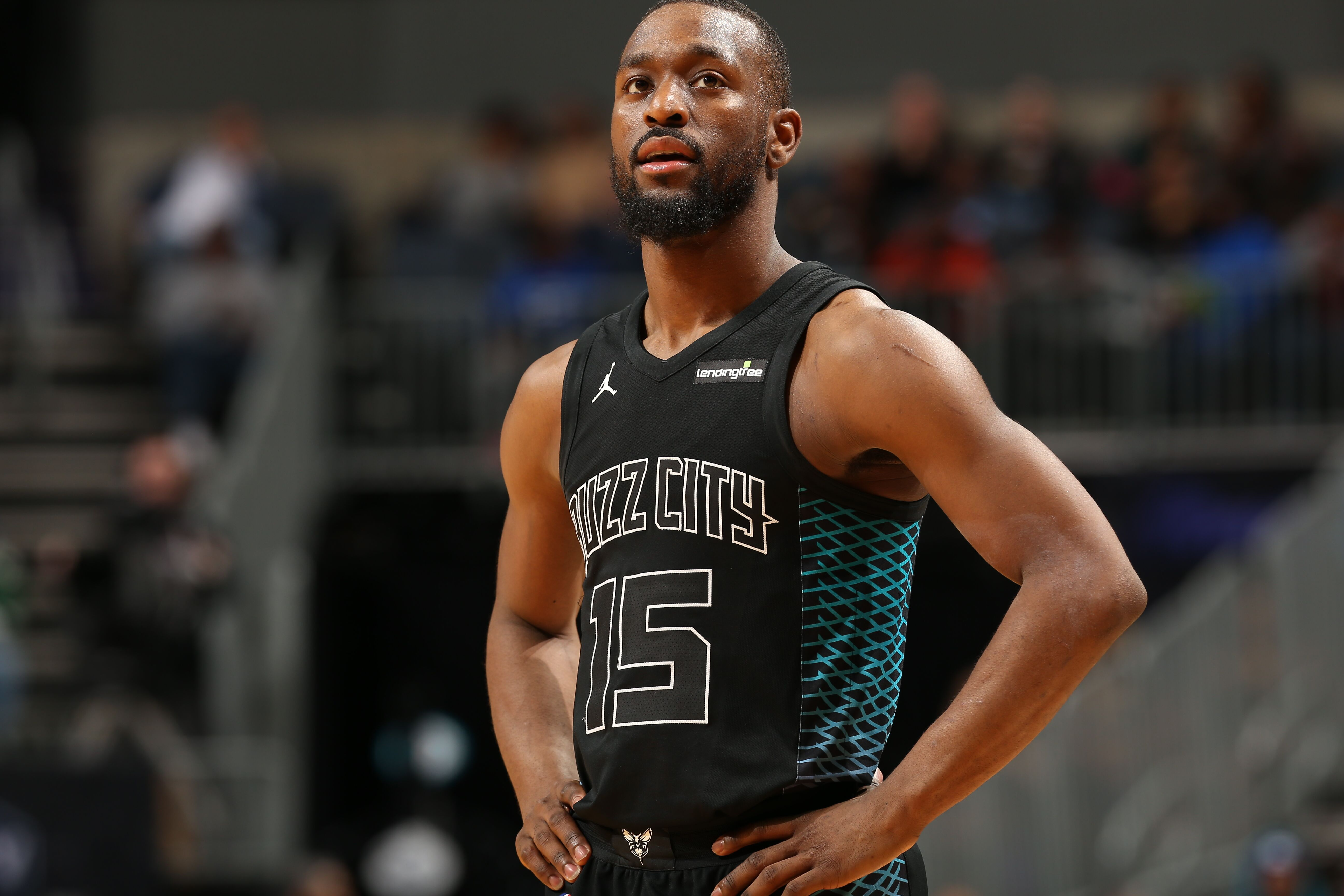 My day with Charlotte Hornets  point guard Kemba Walker f7f97249c