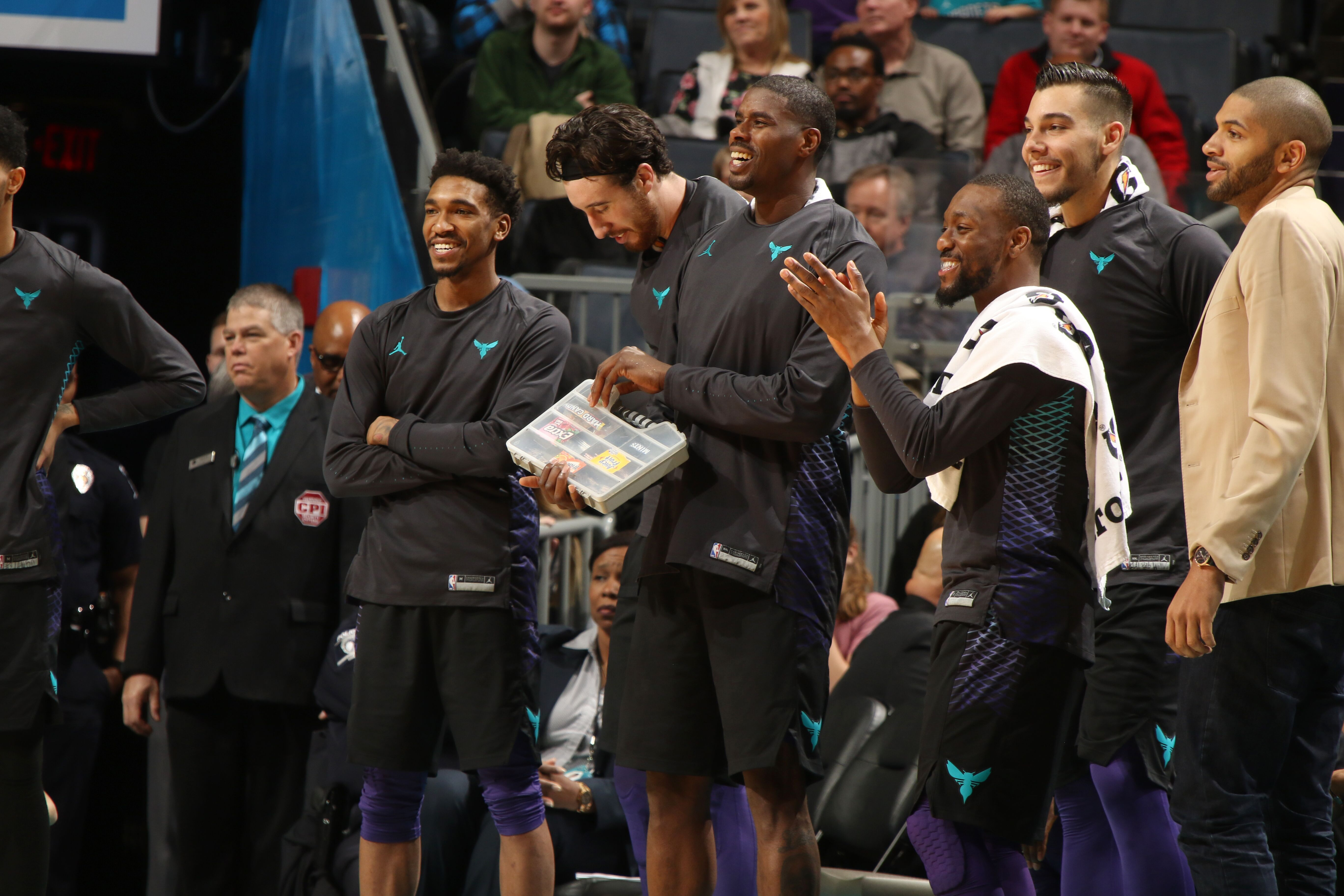 d719403e5 Charlotte Hornets  Predicting the starting lineup for the 2018-19 season -  Page 3