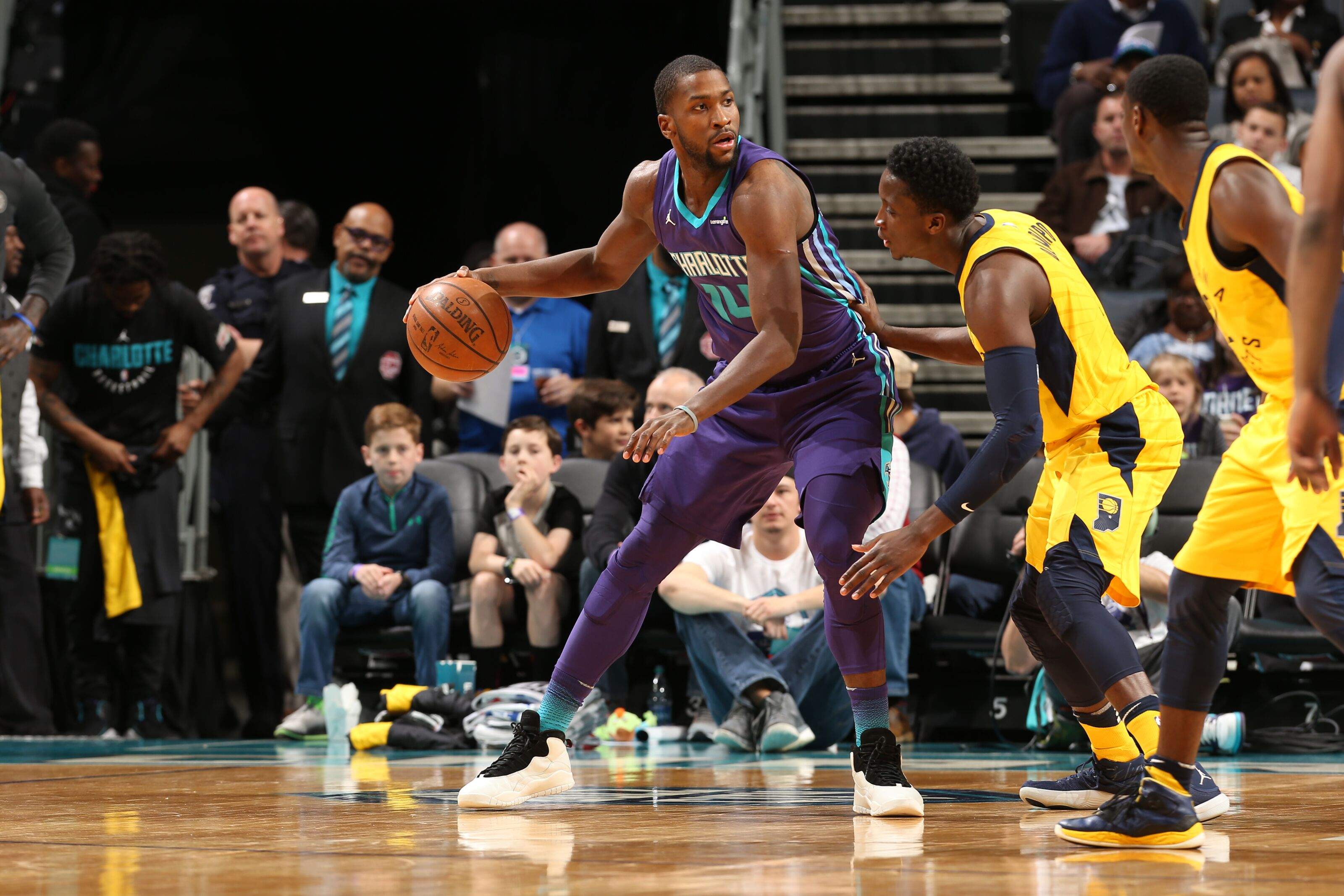 Charlotte Hornets: Which players are on the outside looking in?