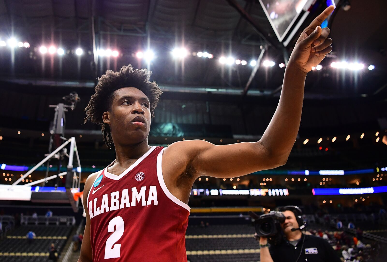 Charlotte Hornets Draft  The Electric Collin Sexton ab779d10d
