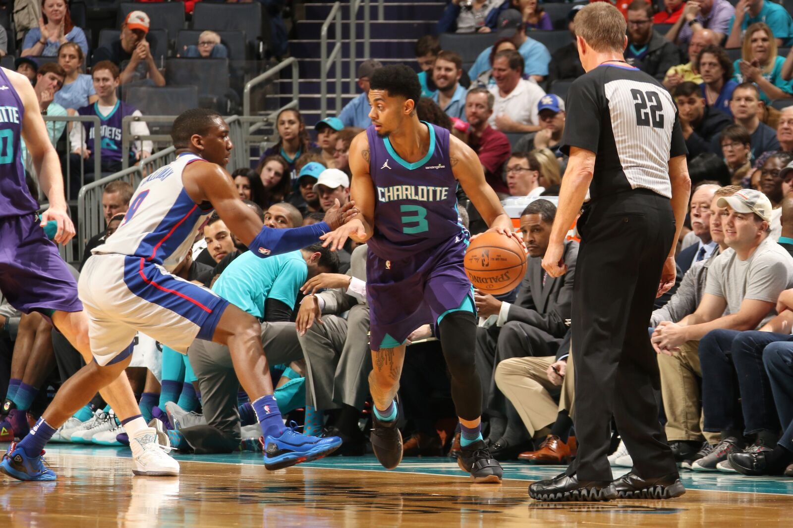 6a3ce5d9 Charlotte Hornets head to Motor City to take on the Detroit Pistons