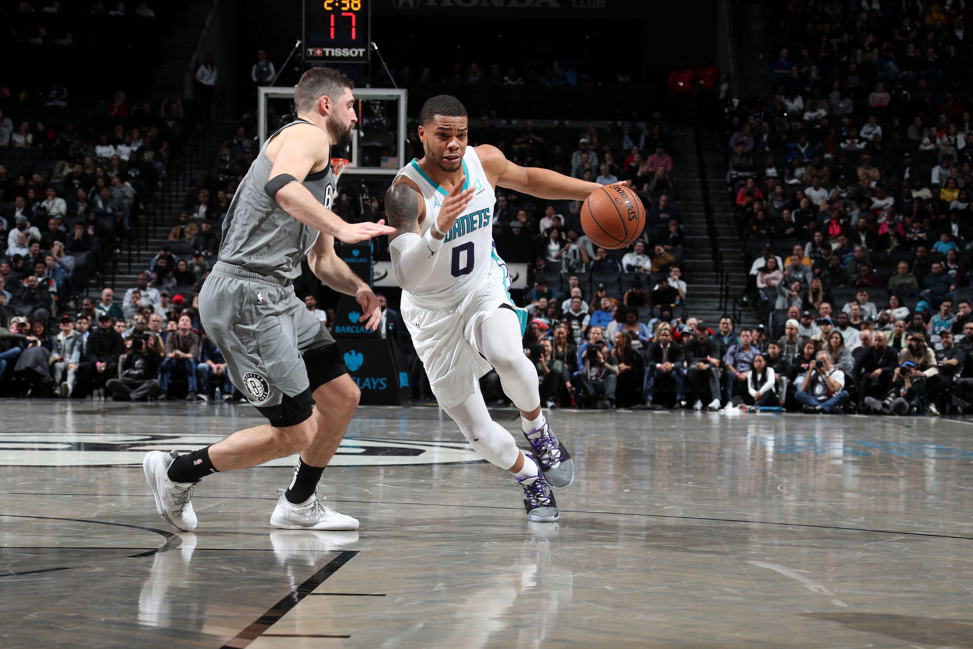 Charlotte Hornets out for revenge against the Brooklyn Nets