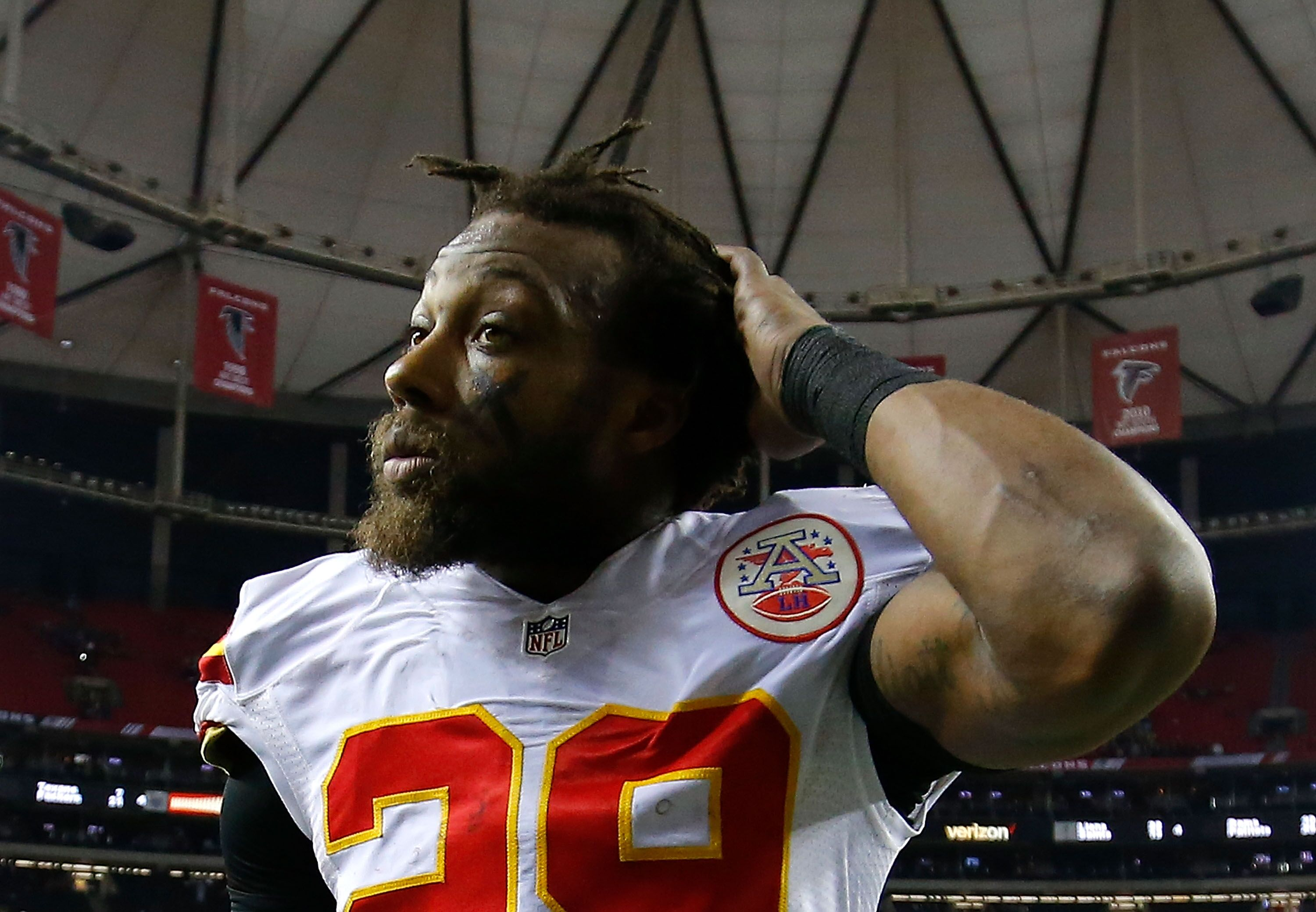 Former Vols DB Eric Berry Held Out Pre Season Game Should Be Fine