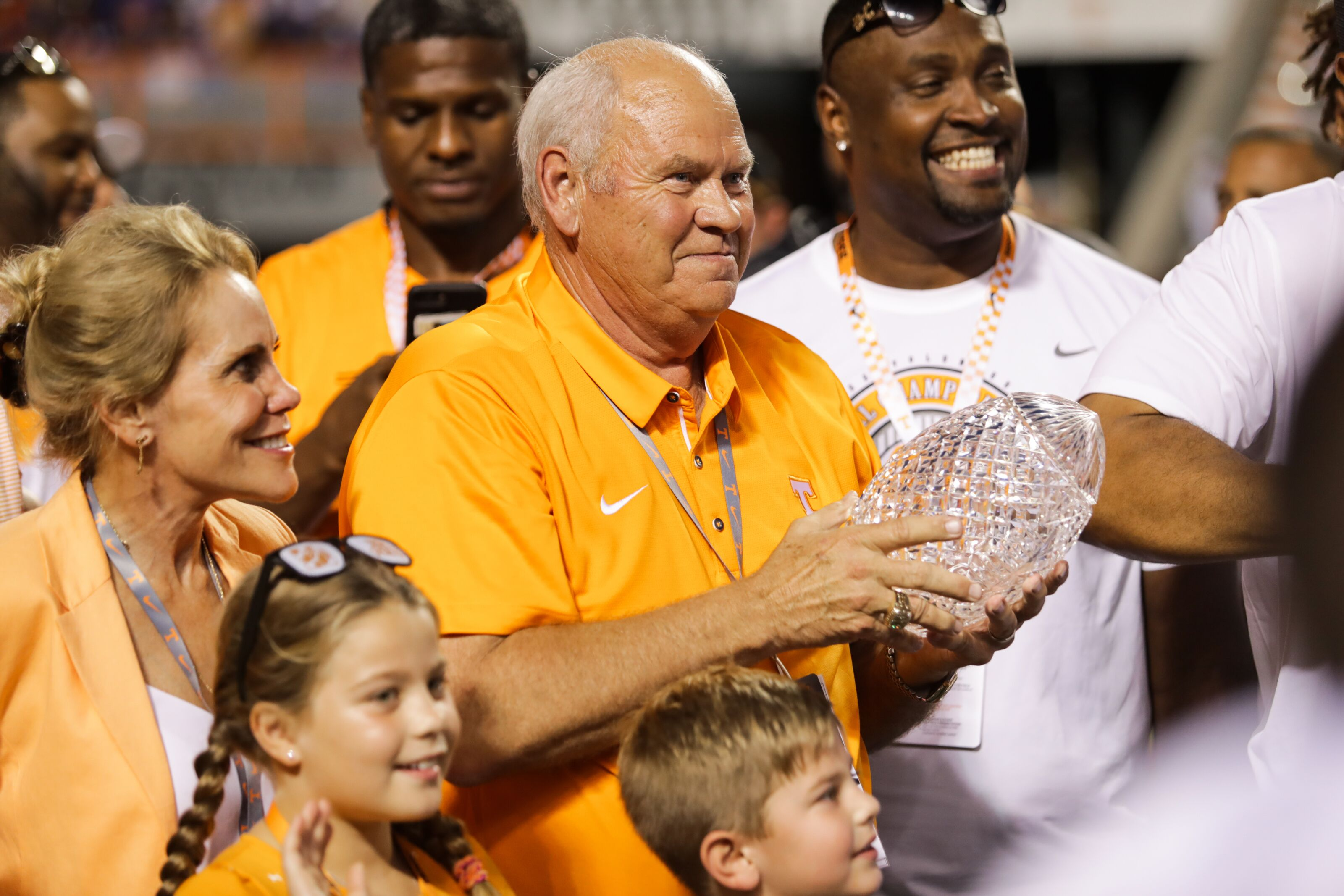 Phillip Fulmer expects the Vols to make a bowl and he should