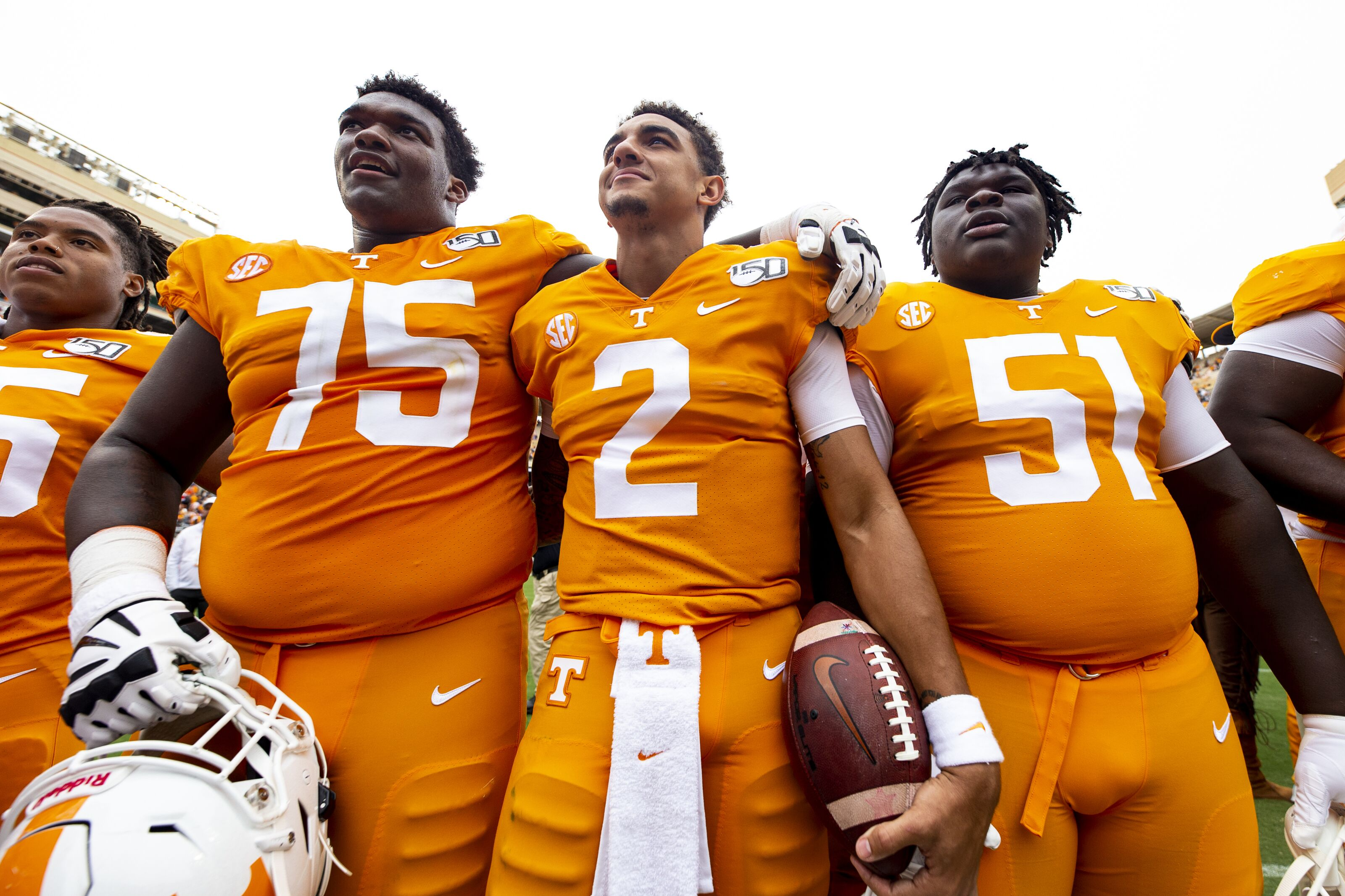 Tennessee Football: ESPN predicts Vols to win two more games
