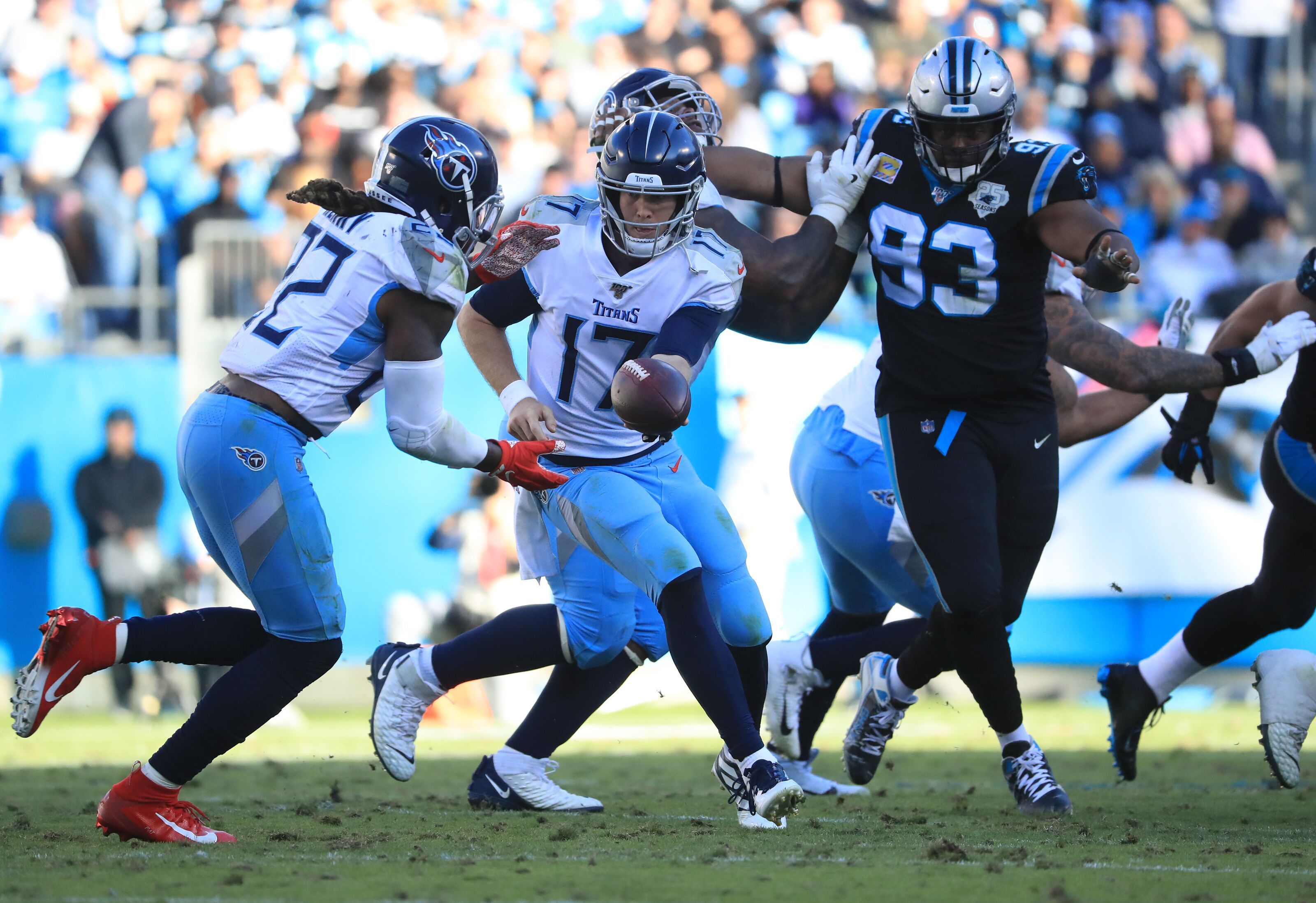 The most important part of the Tennessee Titans offense