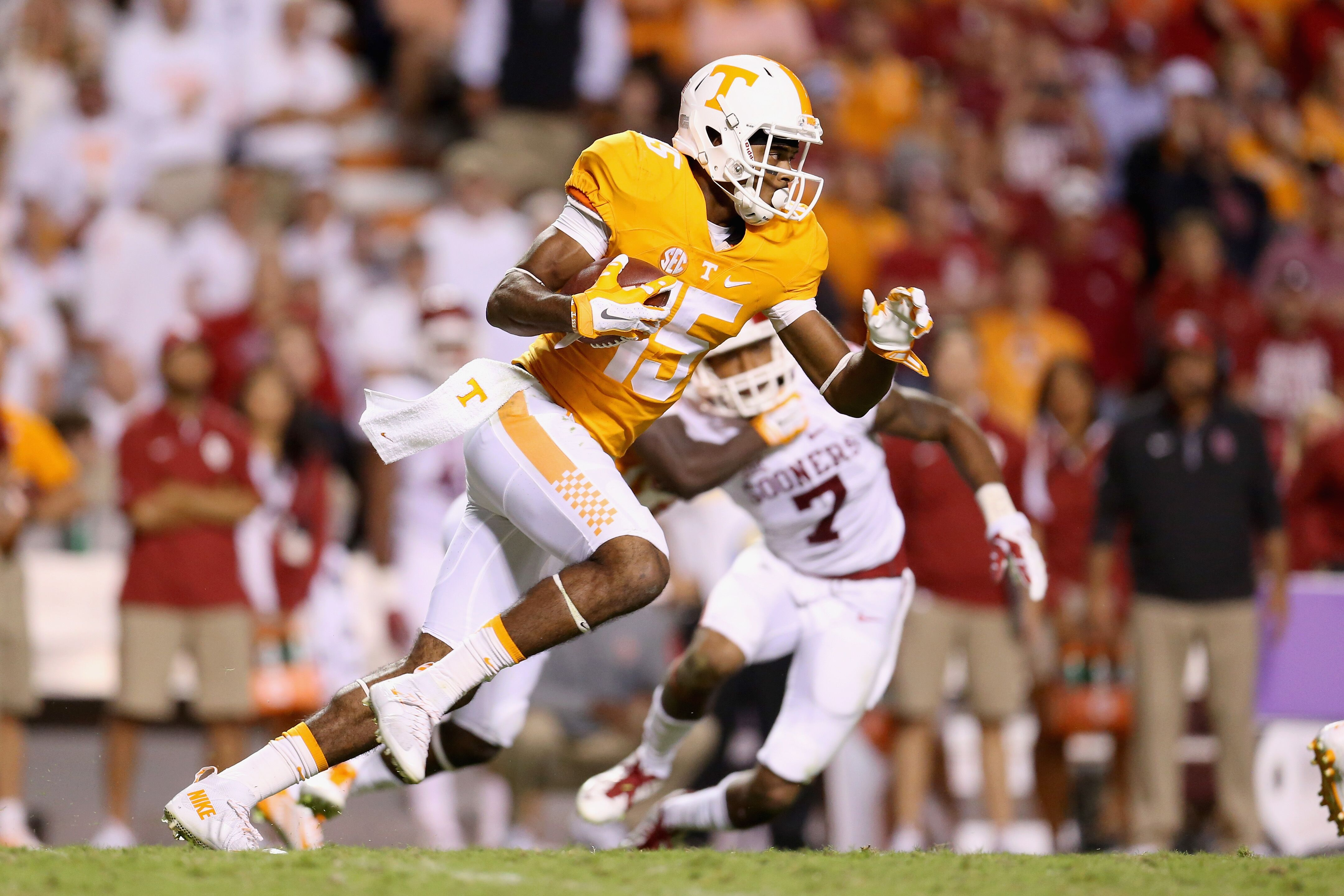 The SEC makes a terrible decision to suspend Jauan Jennings