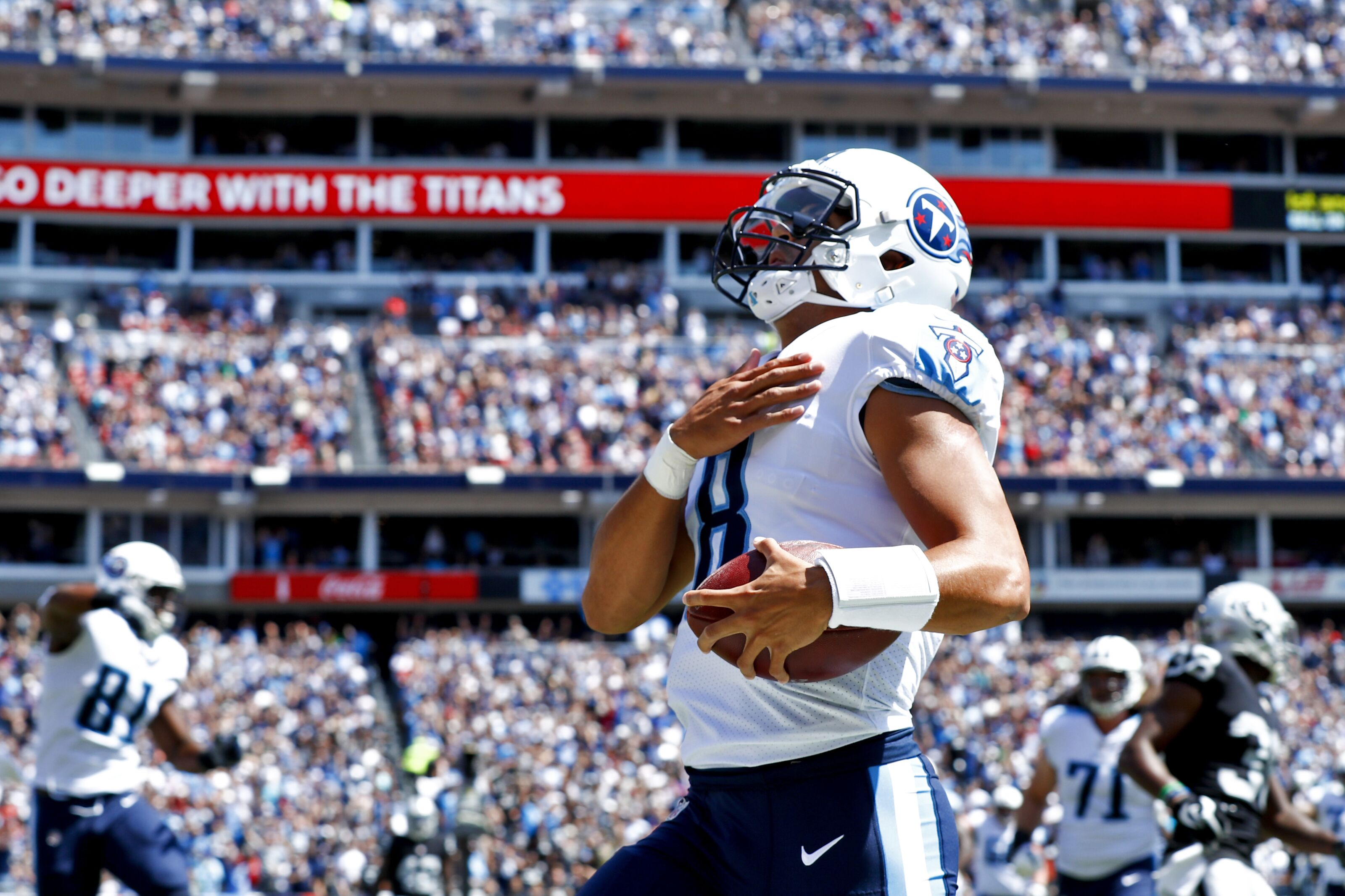 Tennessee Titans: Is Marcus Mariota already considered a bust?
