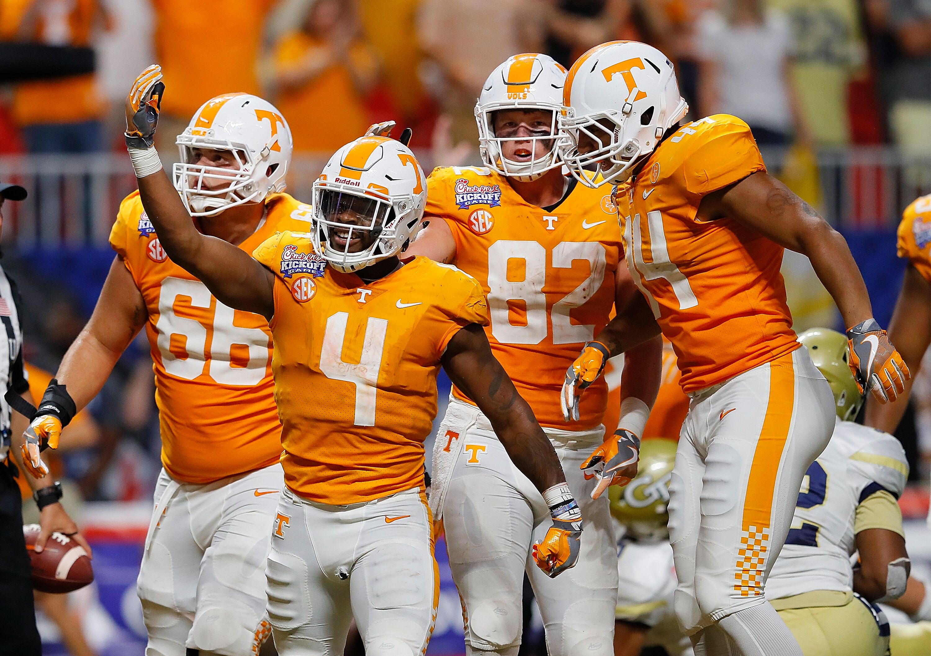 Tennessee Football: What We Liked About Vols' Win & What ...