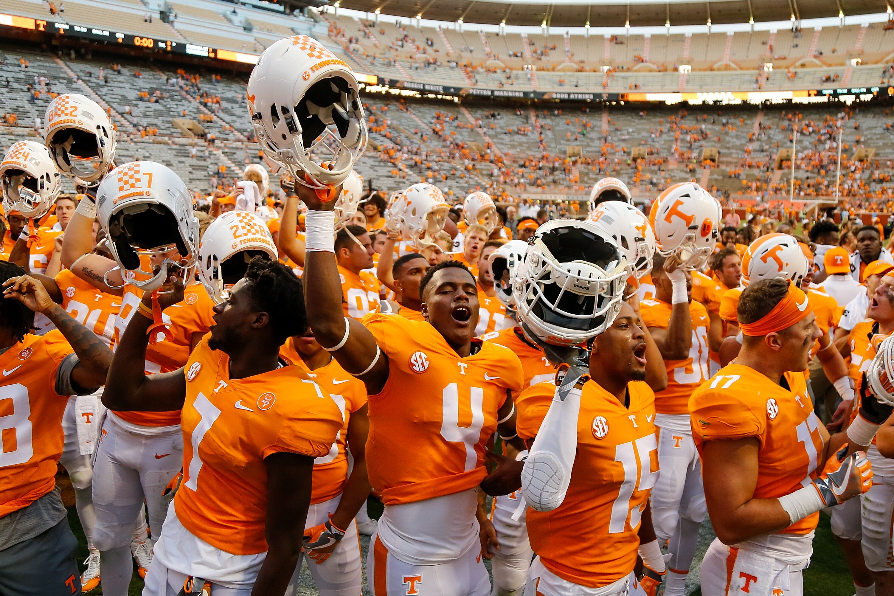 Tennessee Football: Depth is now a concern for the Vols