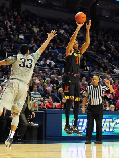 Perimeter Shooting Continues To Carry Terps