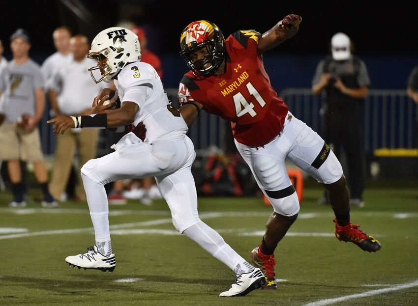 Pin By Md Minhajul Mamun On Soccer Players: Maryland Football: Defensive Line Showed Flashes In 2016
