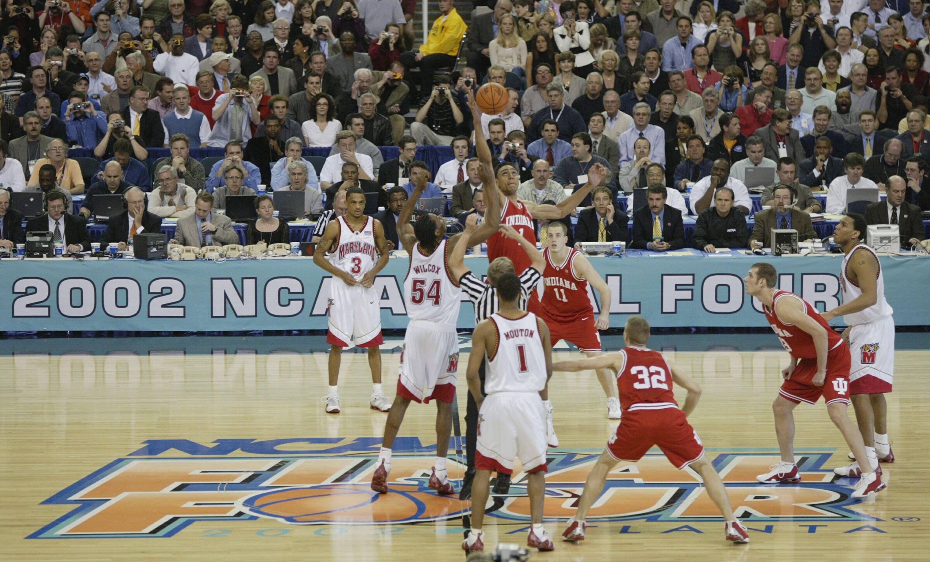 Maryland Basketball Saying Goodbye To The Georgia Dome