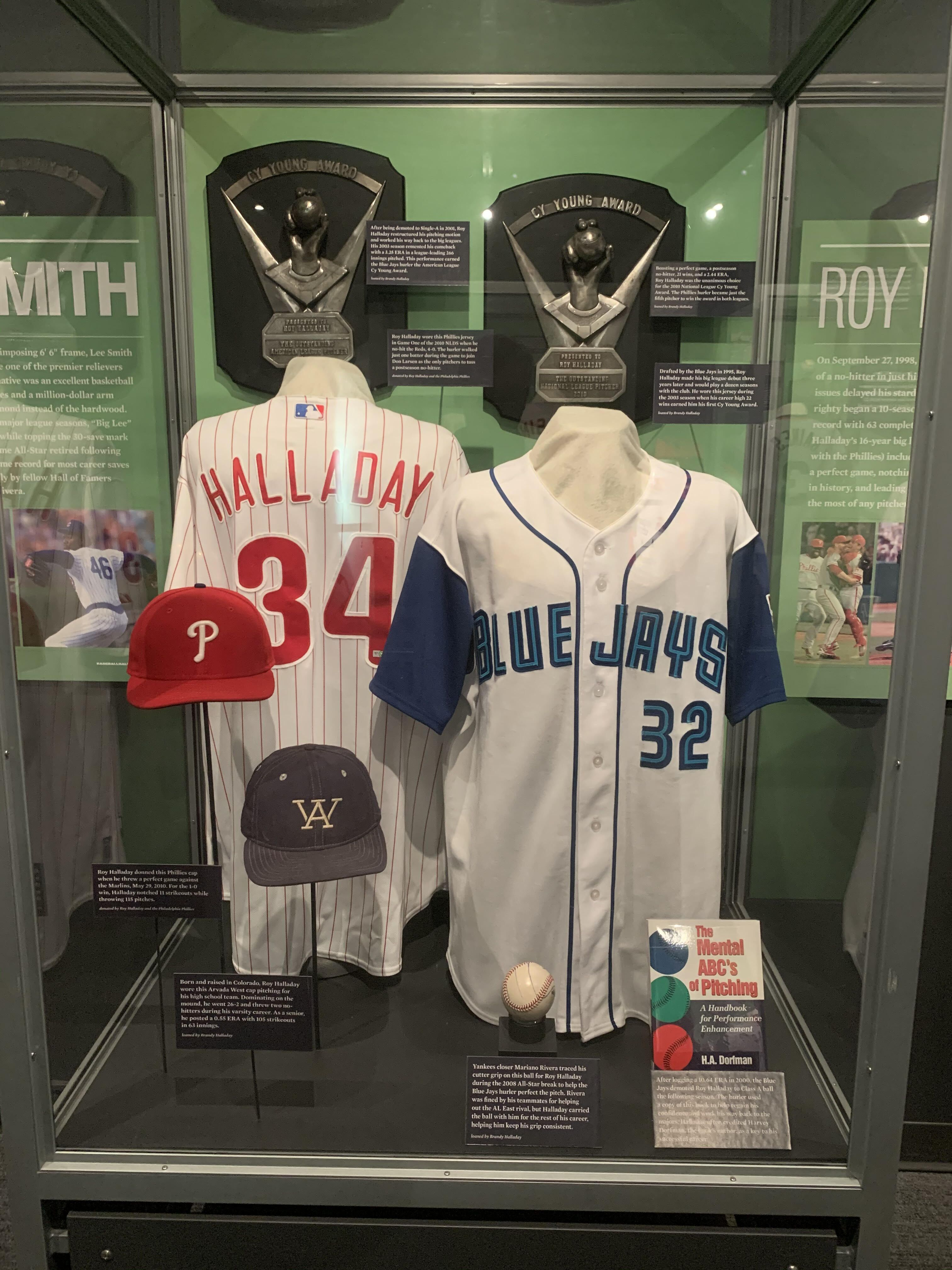 Phillies: Best artifacts at the Baseball Hall of Fame