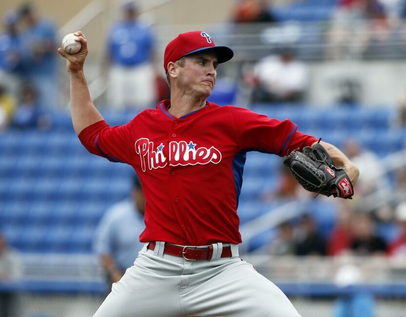 2015 Phillies Rotation Candidates - Page 3