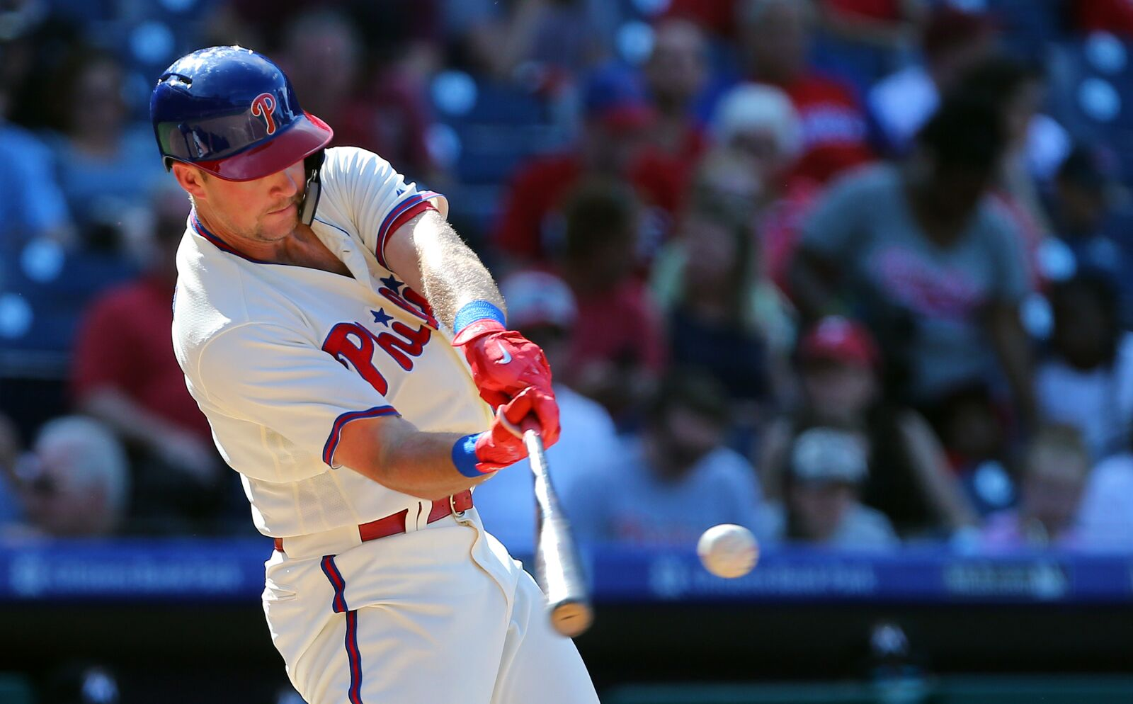 Phillies: Rhys Hoskins signs with super-agent Scott Boras