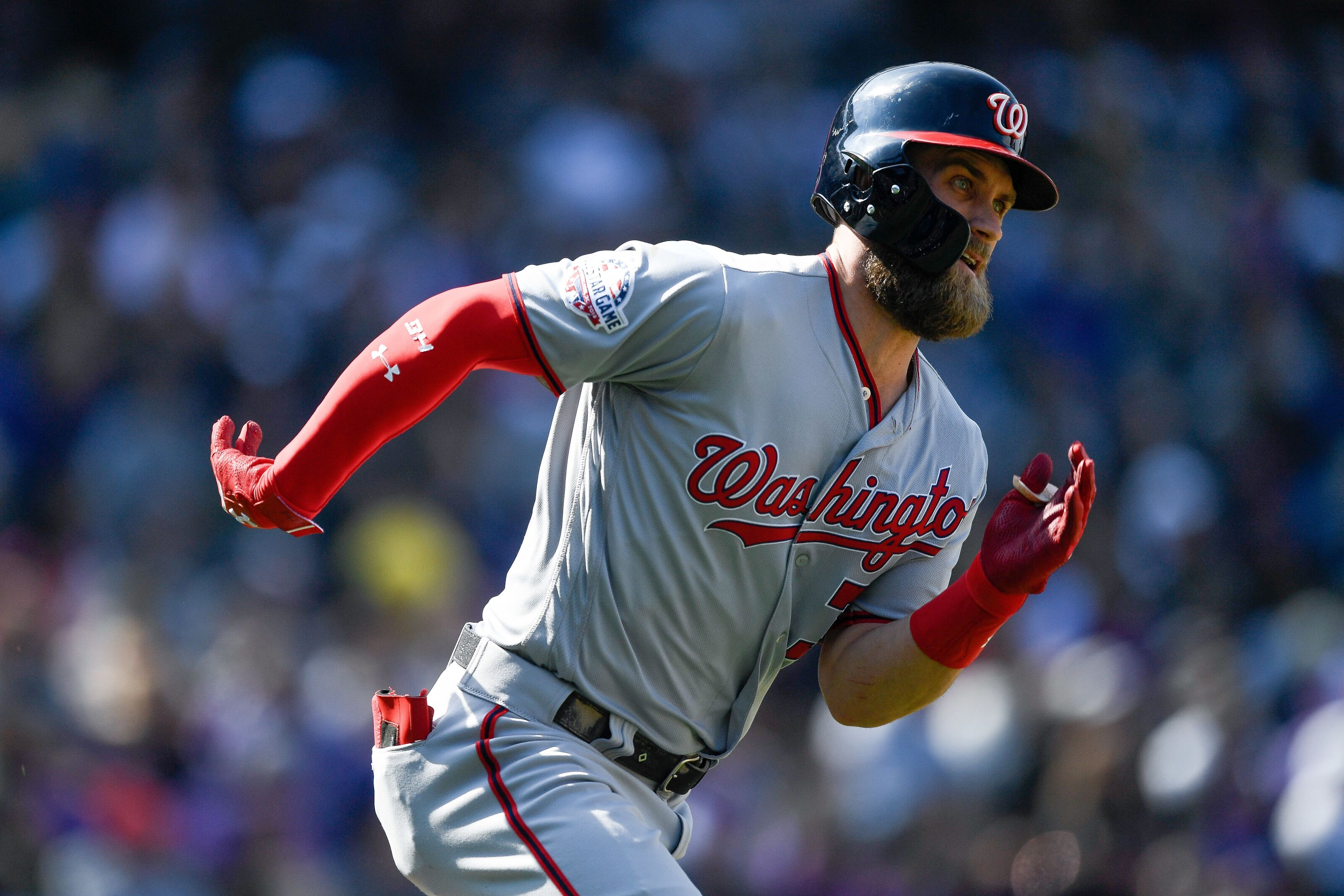 Phillies not the betting favorite to sign Bryce Harper