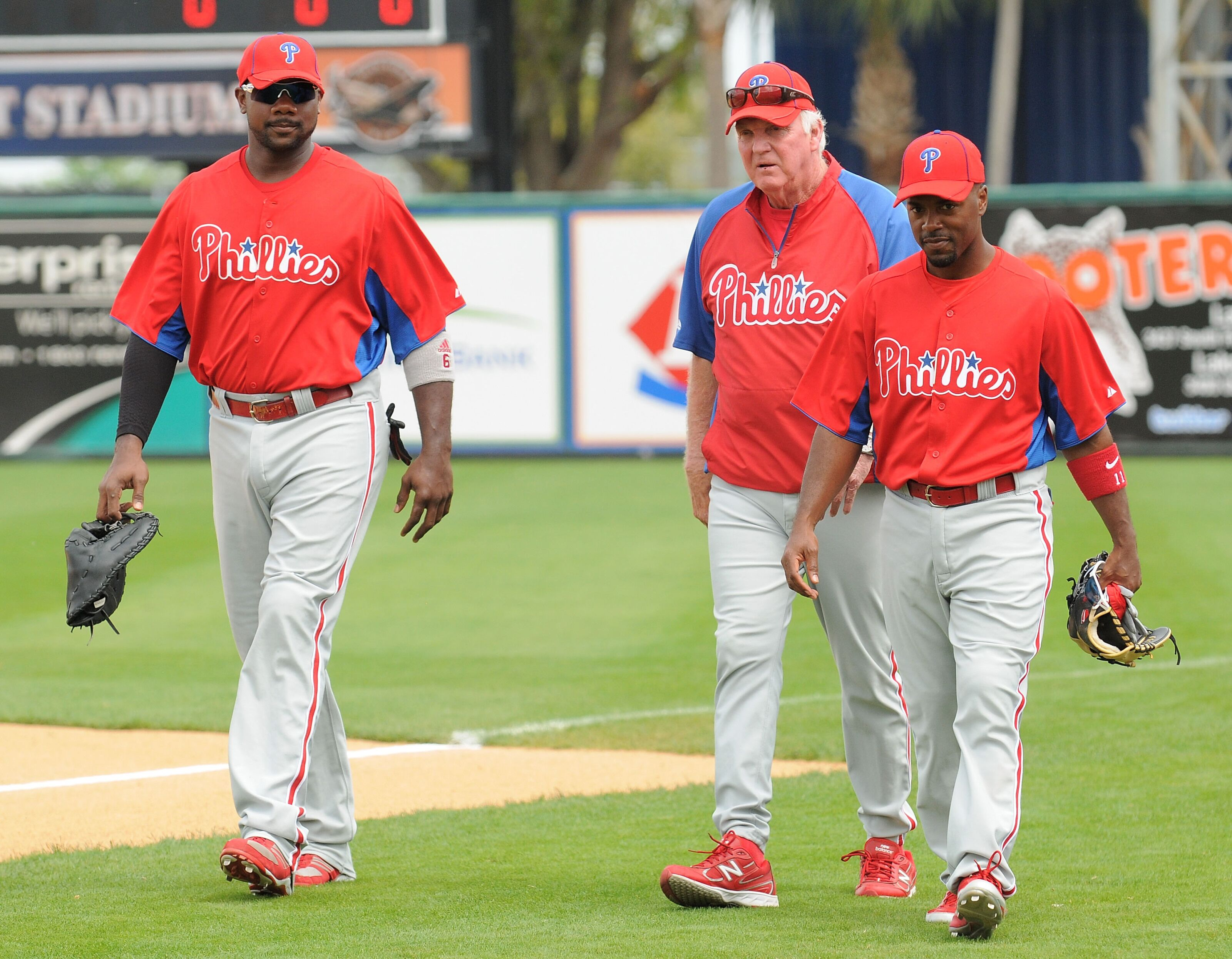 Phillies Announce Six 2020 Spring Training Guest Instructors