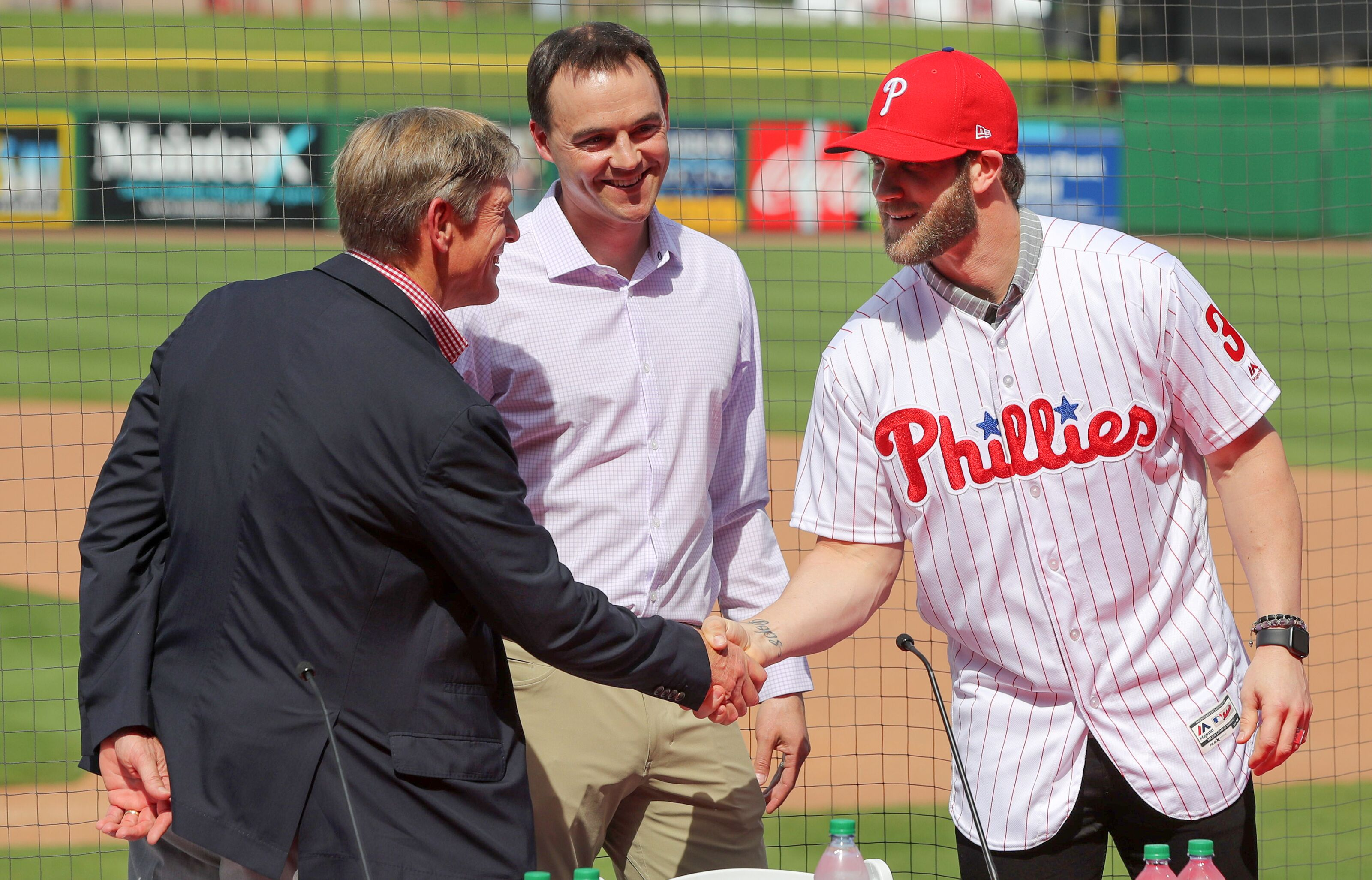 """Phillies planning on another """"aggressive"""" offseason"""