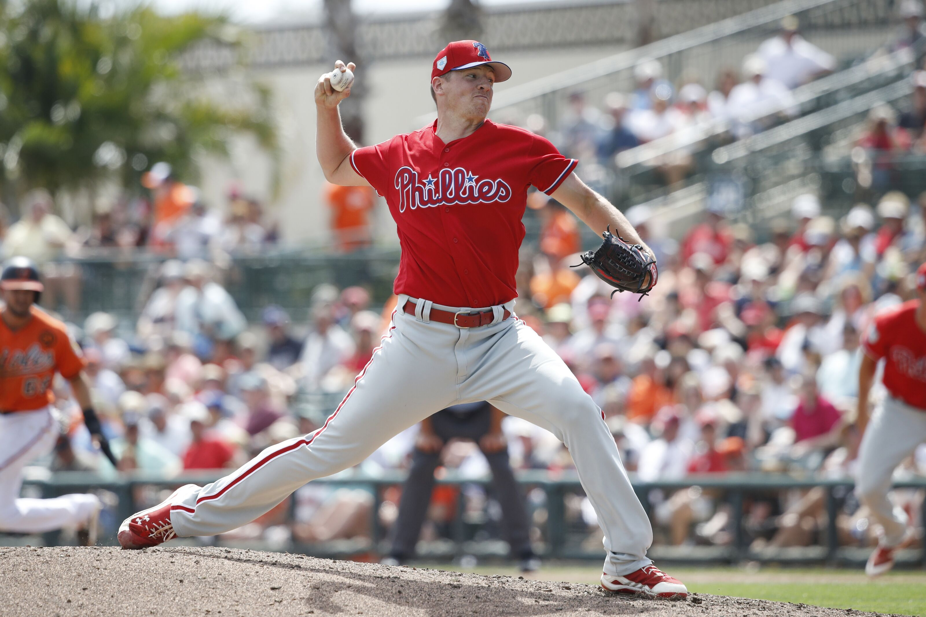Phillies Announce Rotation for First 3 Spring Training Games