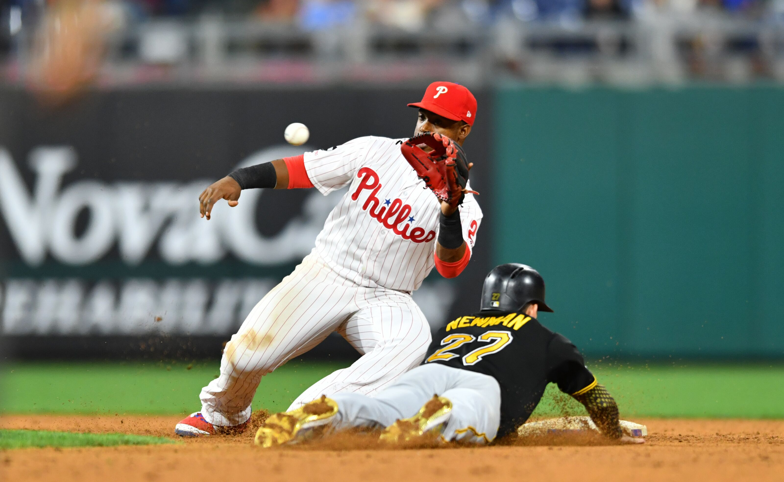 Phillies were able to right the ship with their defense
