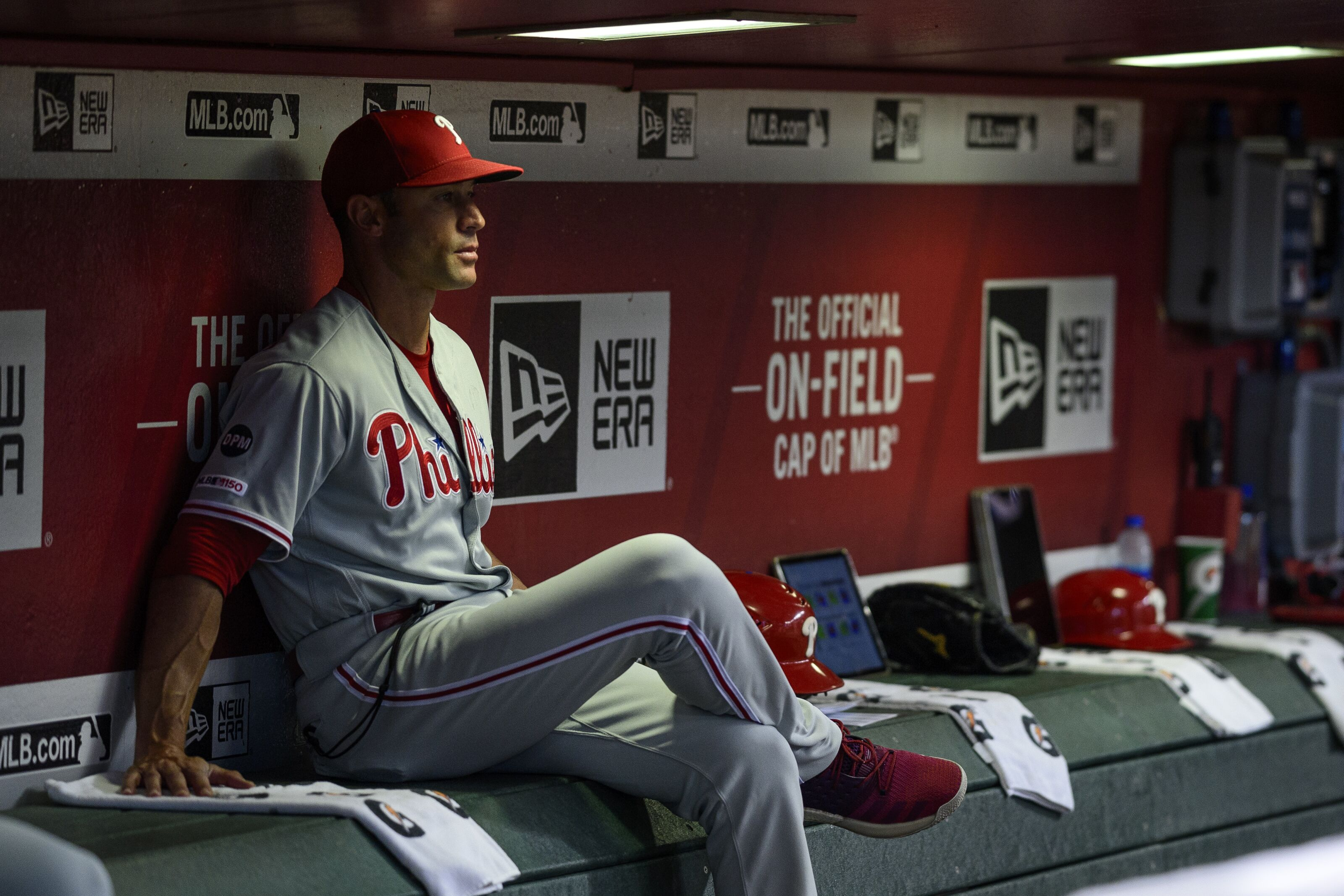 Phillies fire manager Gabe Kapler after two seasons