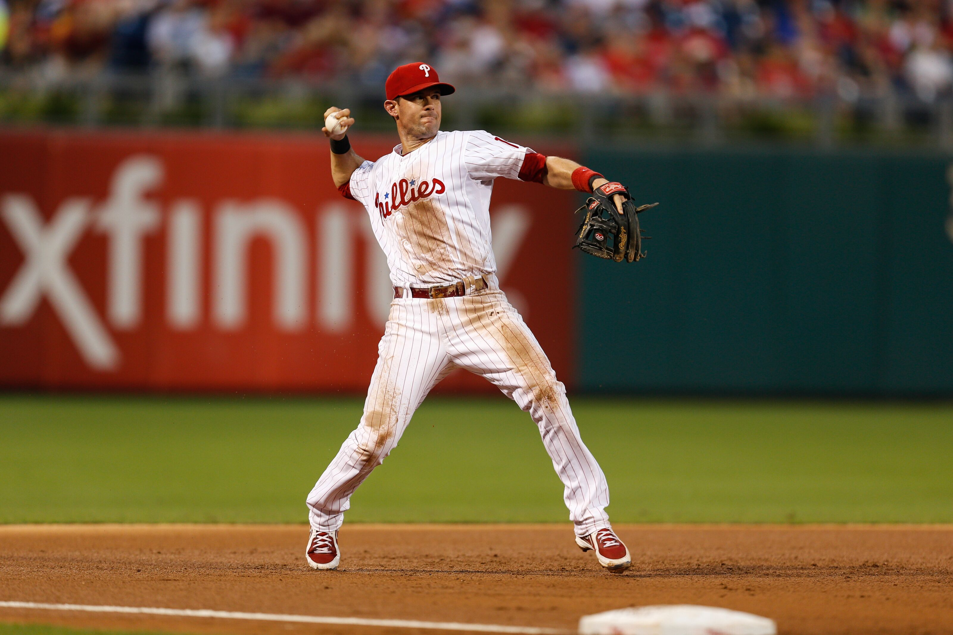 Former Phillies INF Michael Young Drawing Managerial Interest