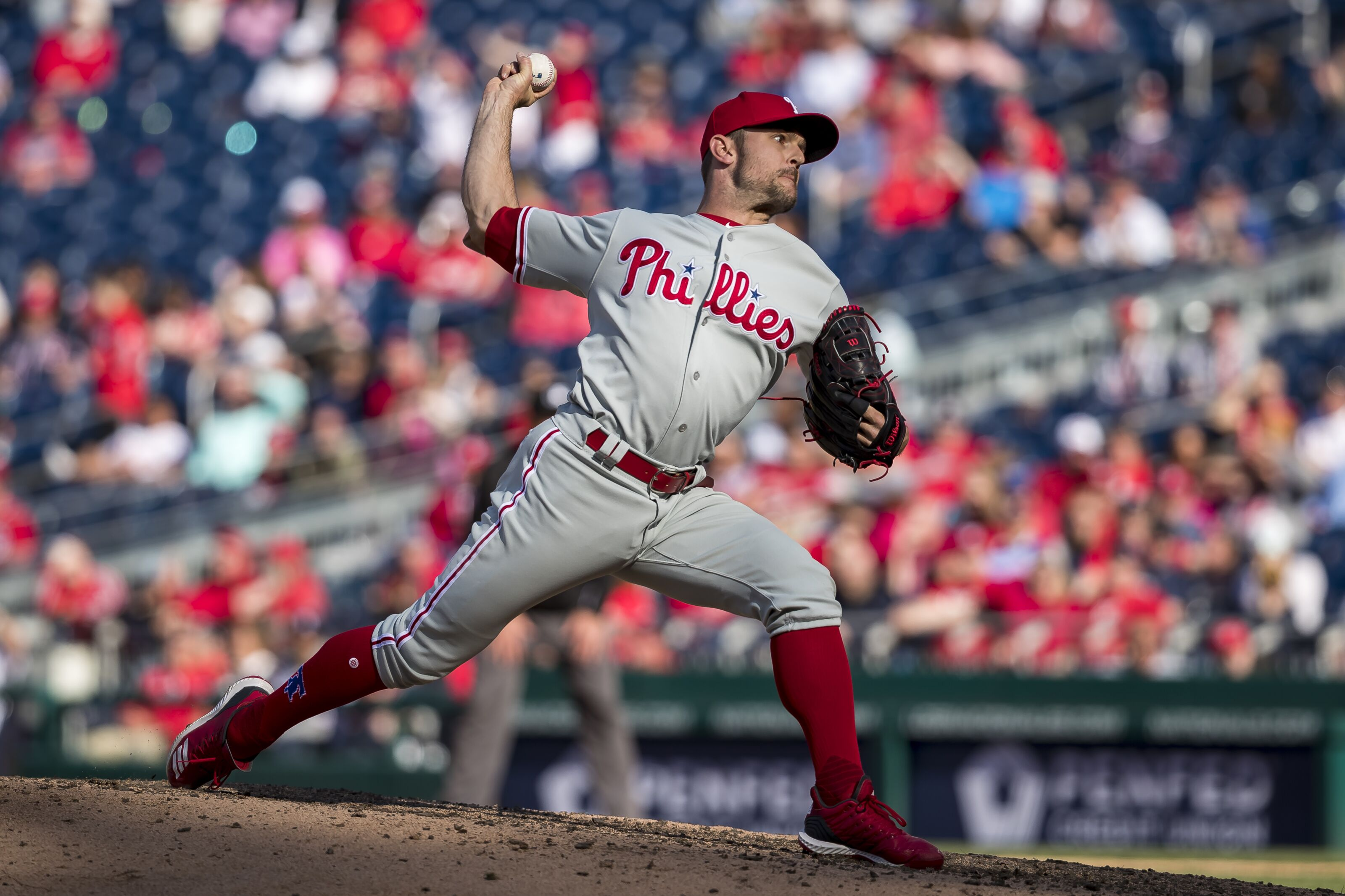 Phillies misuse of David Robertson playing into his struggles?