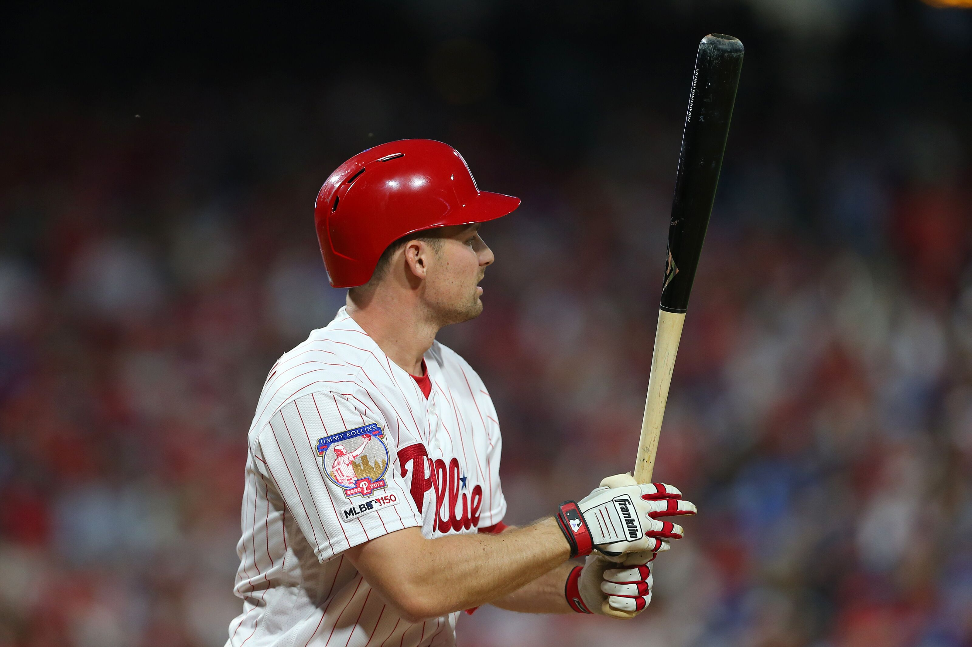Phillies: Journeyman Phil Gosselin living the dream with his hometown team