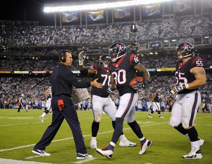 How Andre Johnson Can Impact The Ravens Without Trading