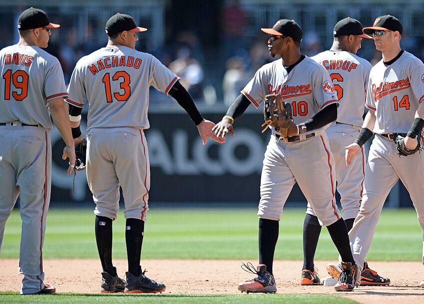 85aa8e73f89 Baltimore Orioles  Big Inning Team Strikes Again