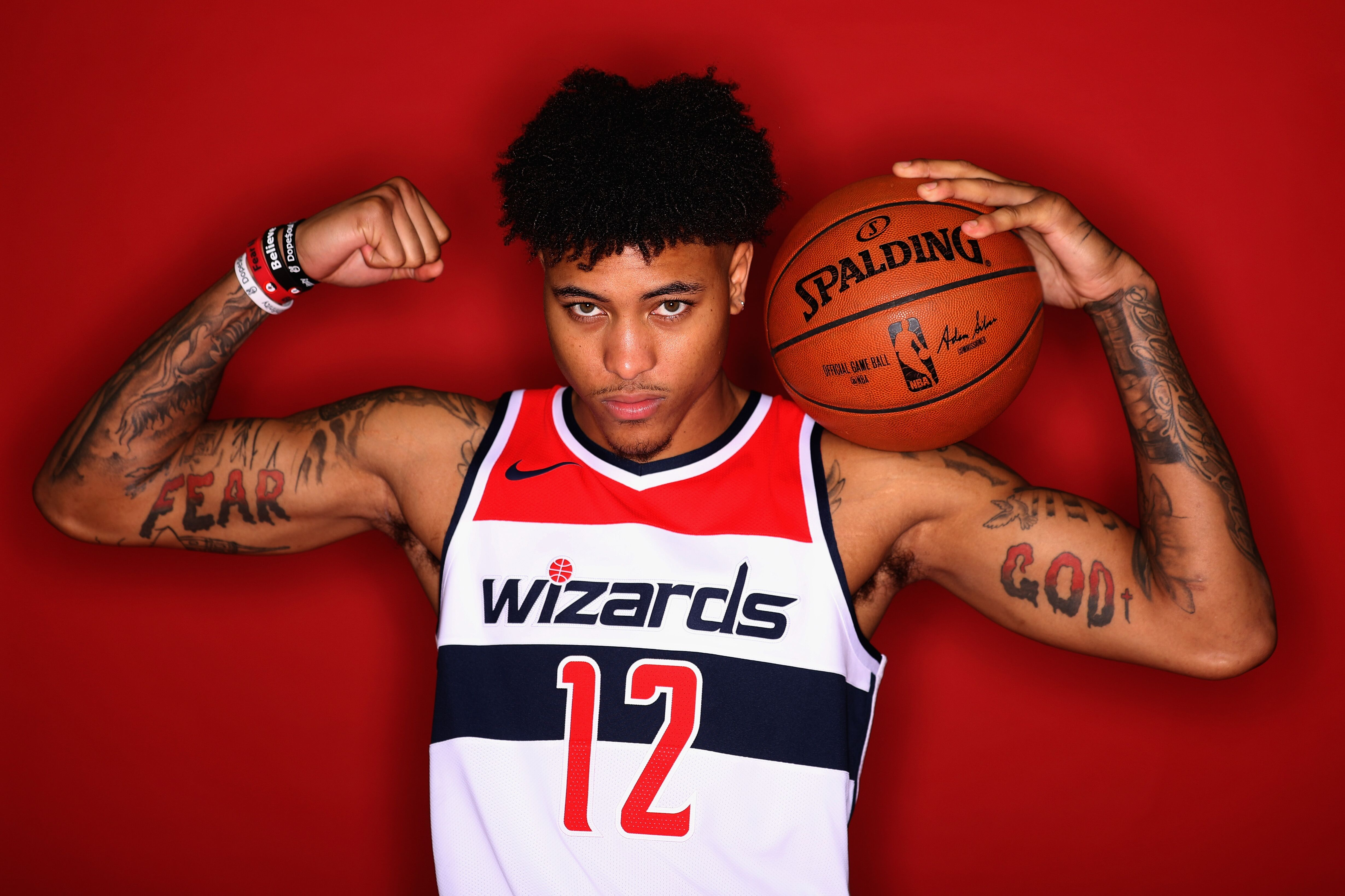 new concept ab846 d9f78 The Evolution of Washington Wizards Forward Kelly Oubre Jr.