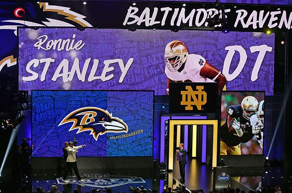 3a4ec6f7 Baltimore Ravens: Rating the Ravens' Last 10 First-Round Draft Picks