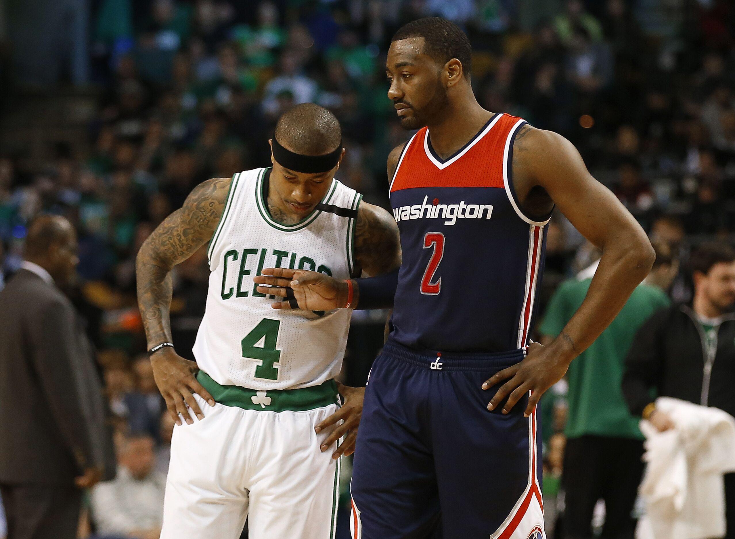 NBA Playoffs 2017: Wizards vs. Celtics Game 2 live stream ...